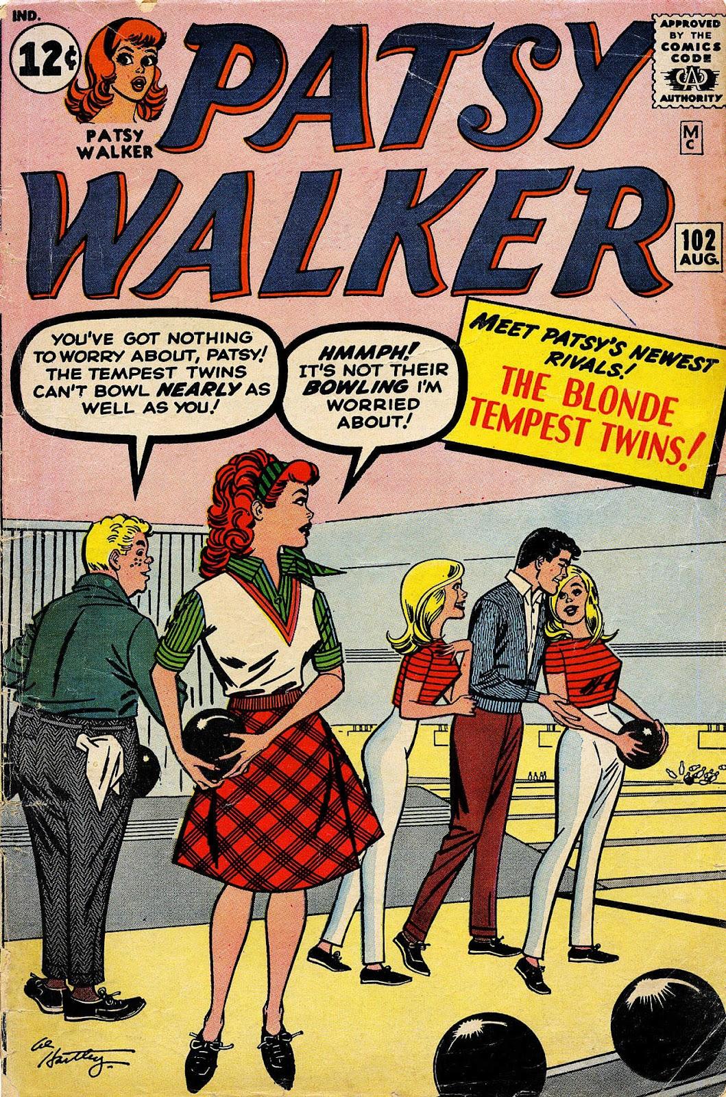 Patsy Walker 102 Page 1