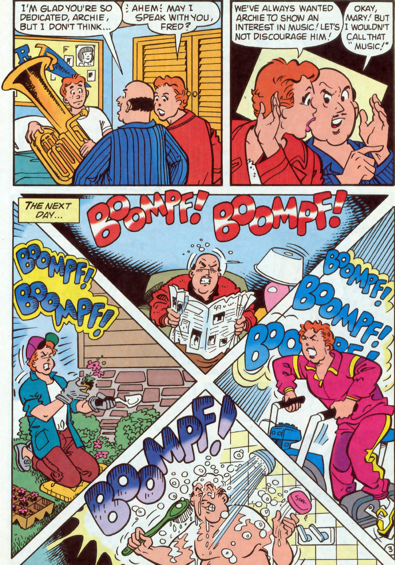 Read online Archie (1960) comic -  Issue #477 - 17