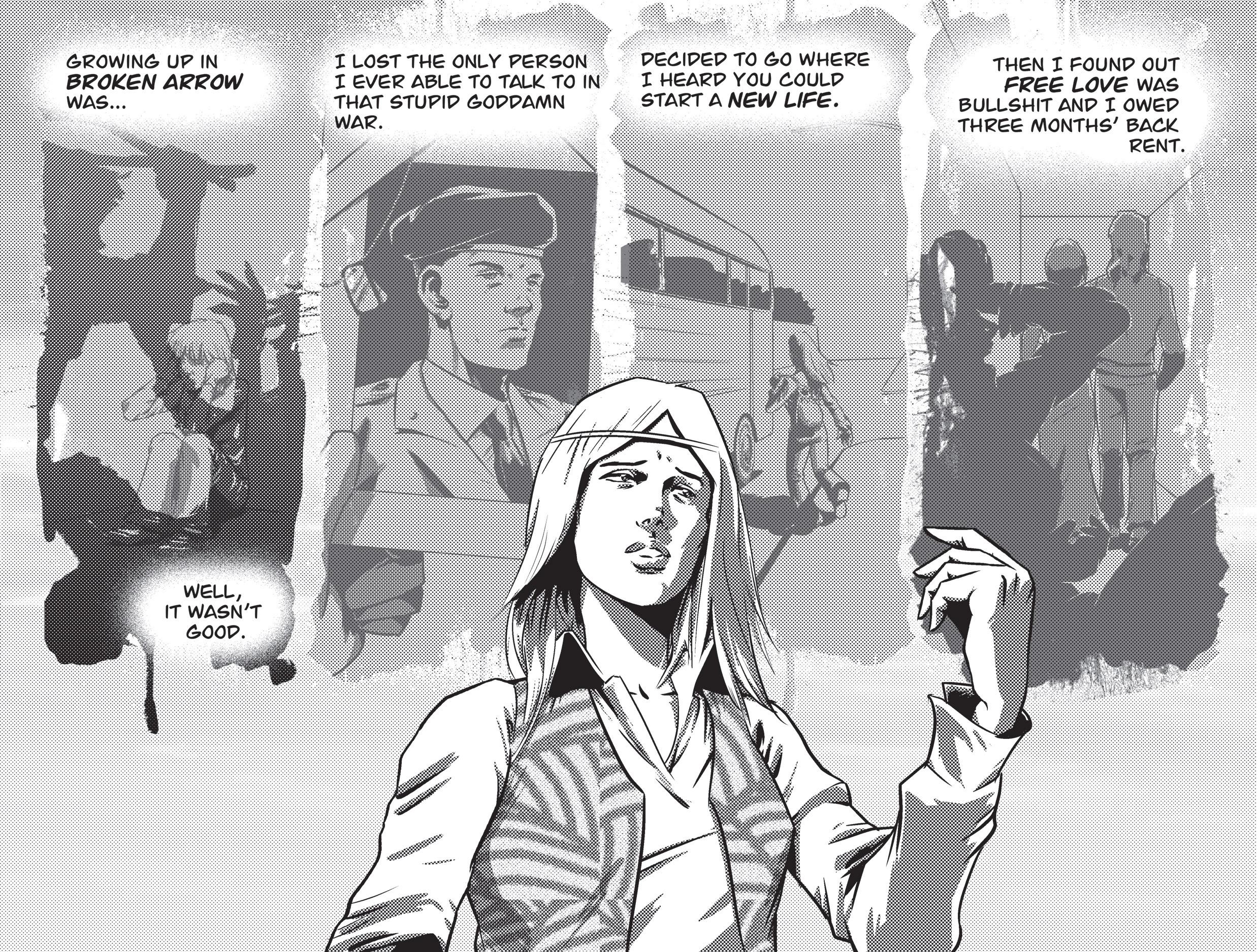 Read online She Died In Terrebonne comic -  Issue #3 - 21