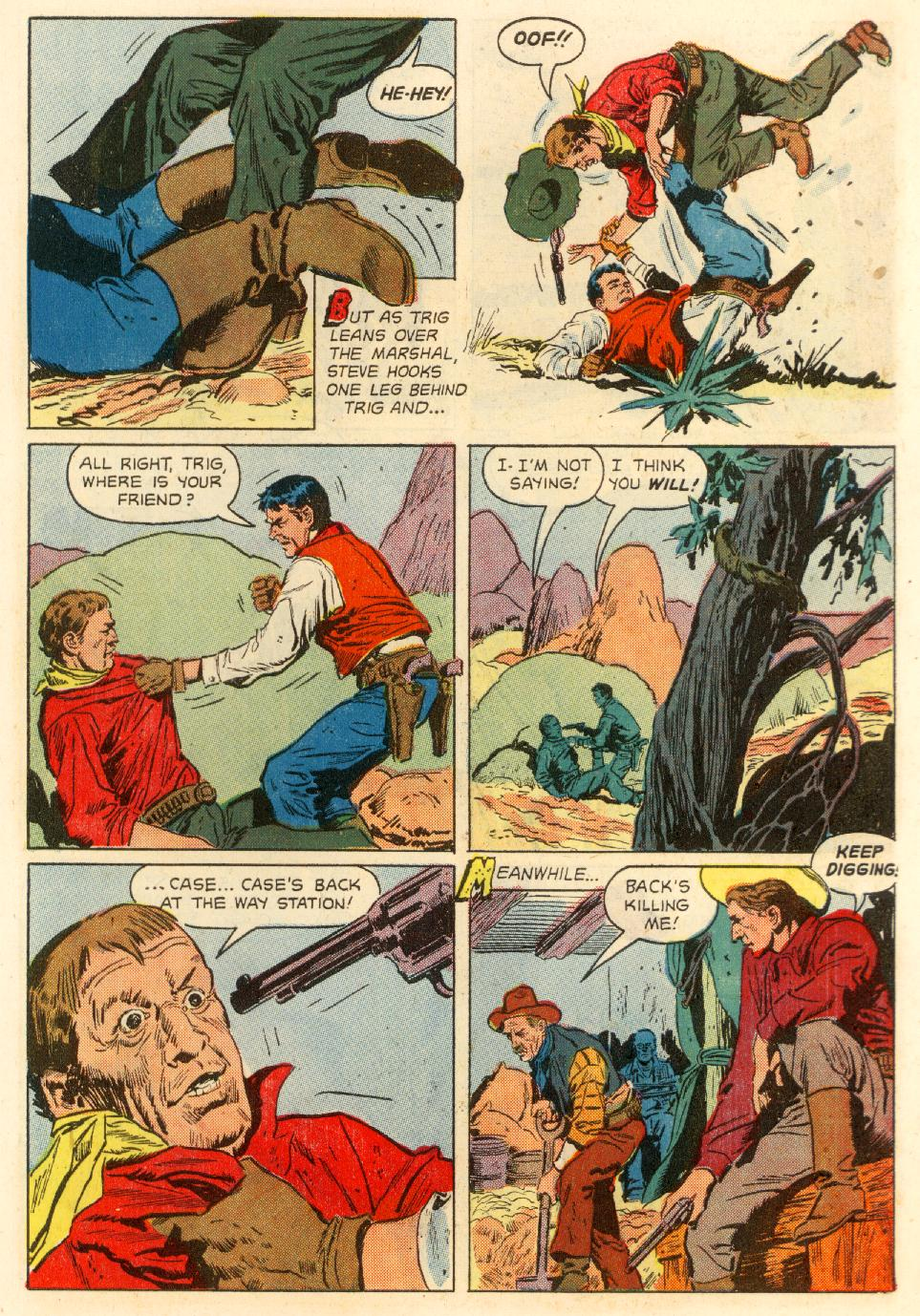 Four Color Comics issue 768 - Page 31