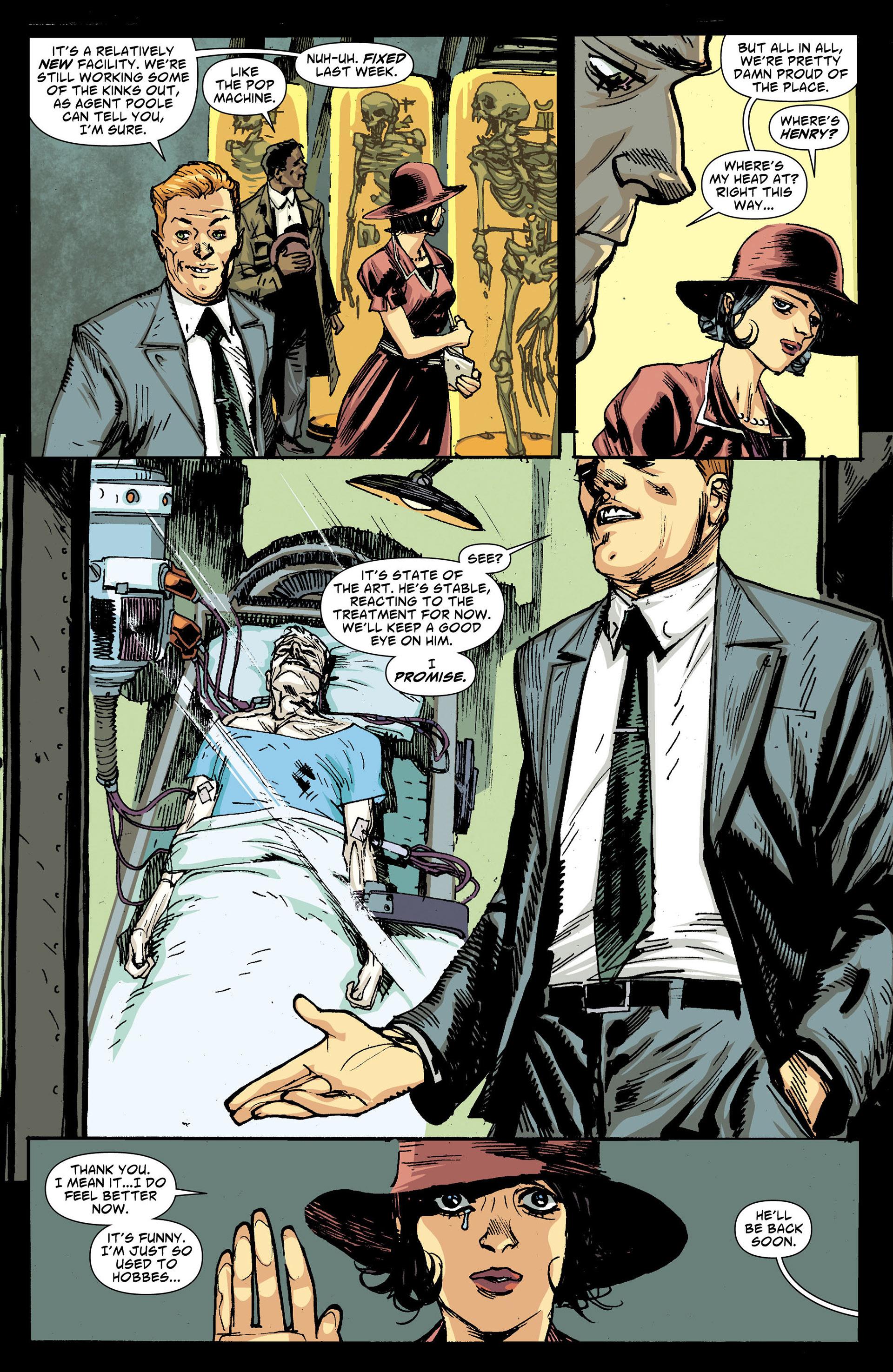 Read online American Vampire comic -  Issue #28 - 14