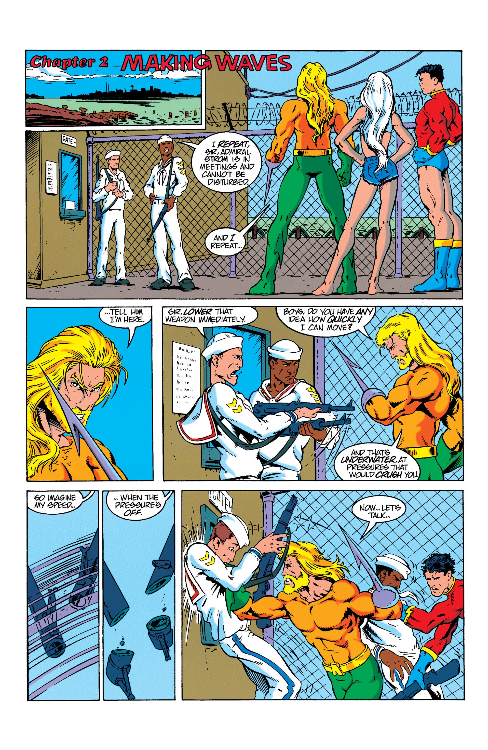Read online Aquaman (1994) comic -  Issue #3 - 10