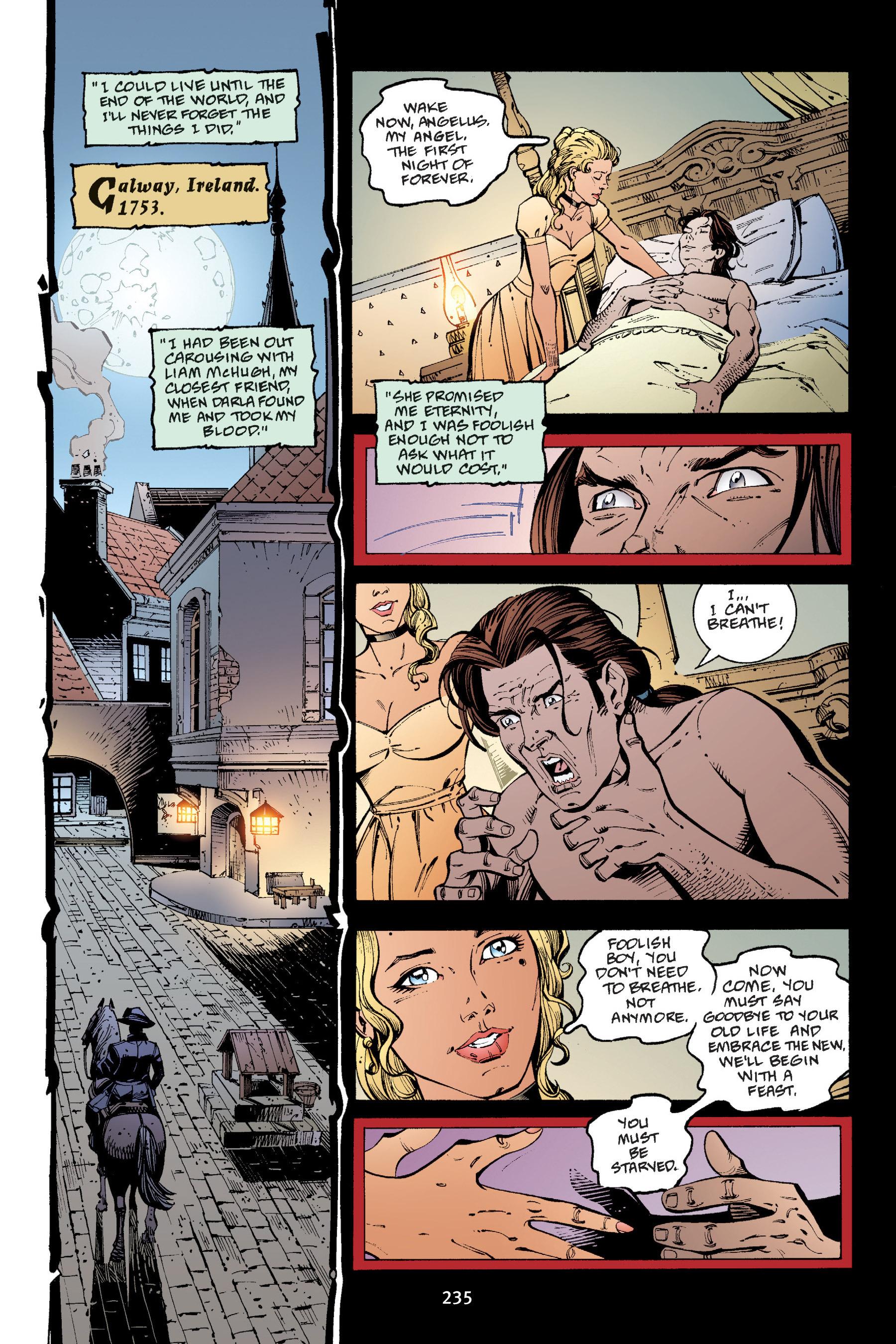 Read online Buffy the Vampire Slayer: Omnibus comic -  Issue # TPB 4 - 233