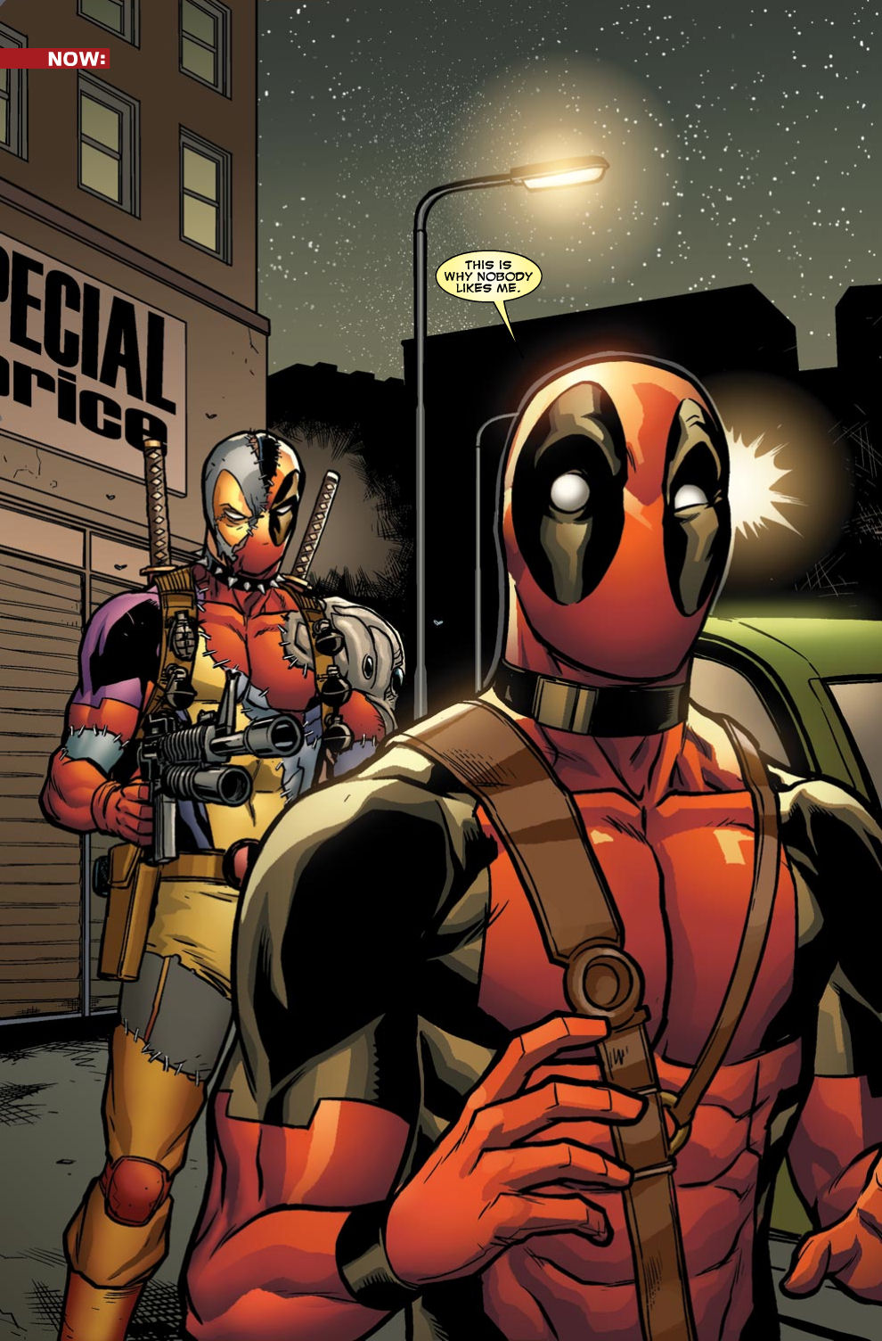 Read online Deadpool (2008) comic -  Issue #46 - 18