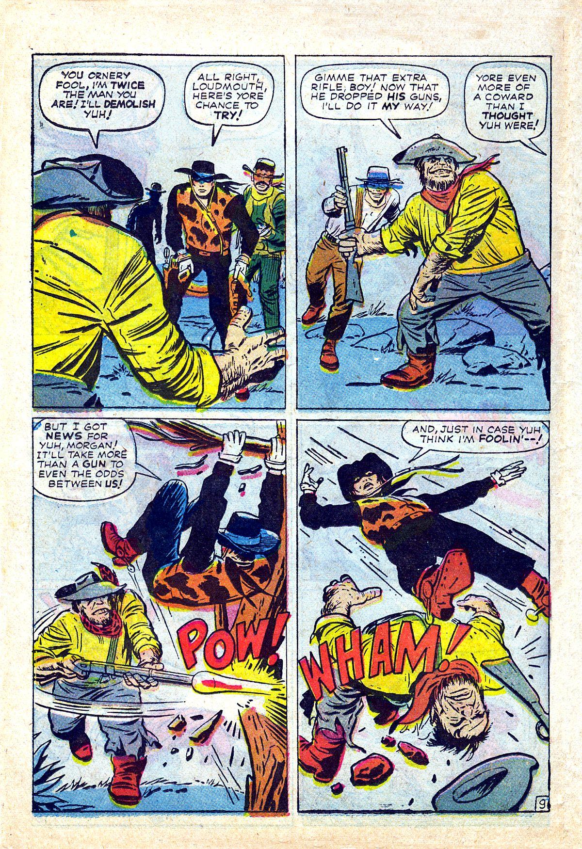 Read online Two-Gun Kid comic -  Issue #90 - 25