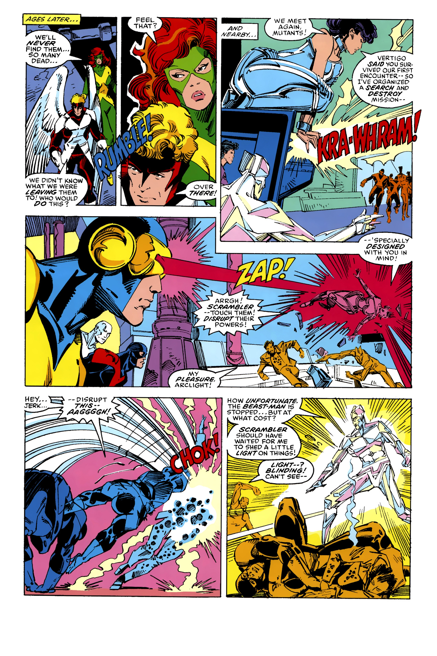 Read online X-Factor (1986) comic -  Issue #10 - 19