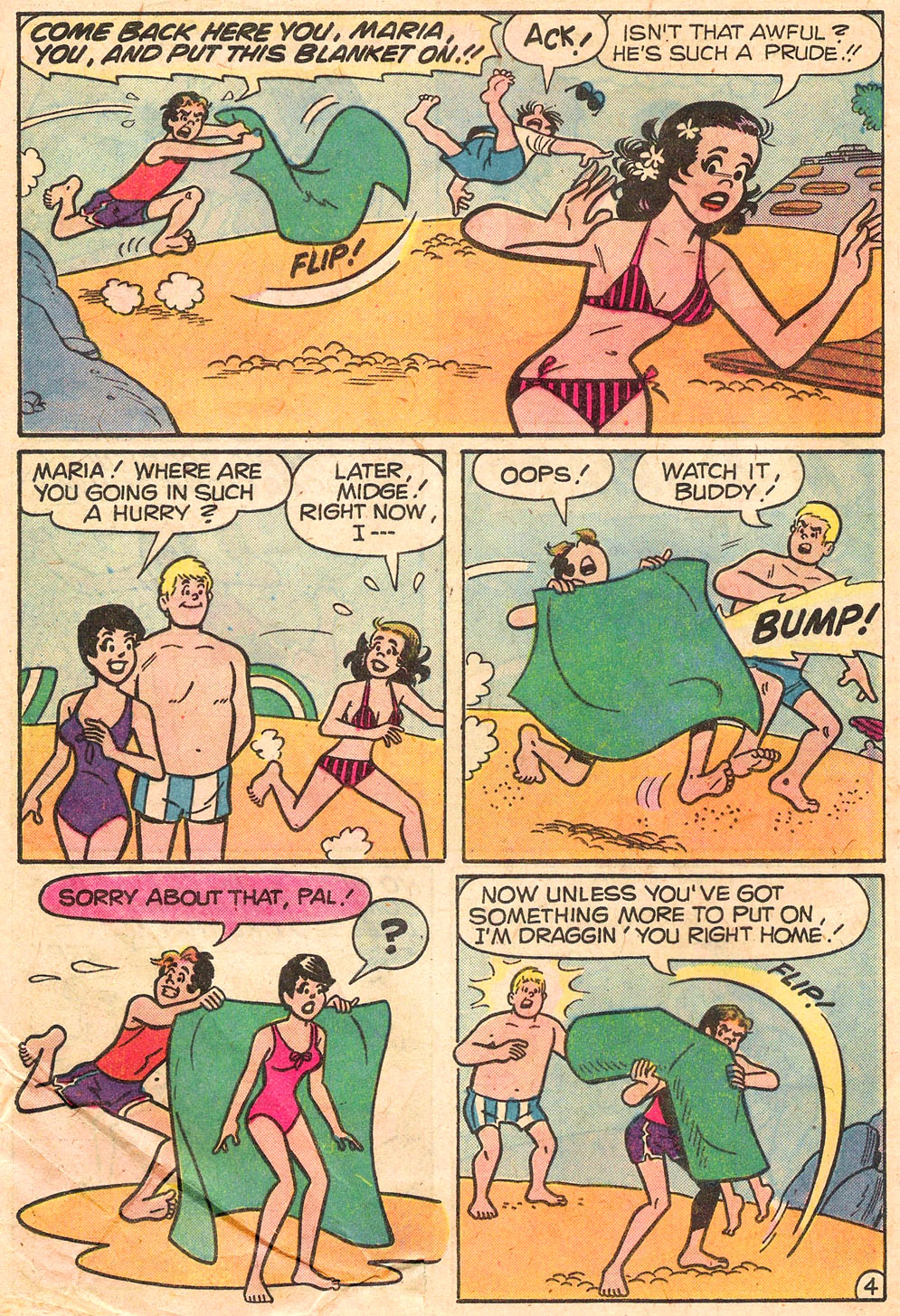 Read online Archie's Girls Betty and Veronica comic -  Issue #263 - 32
