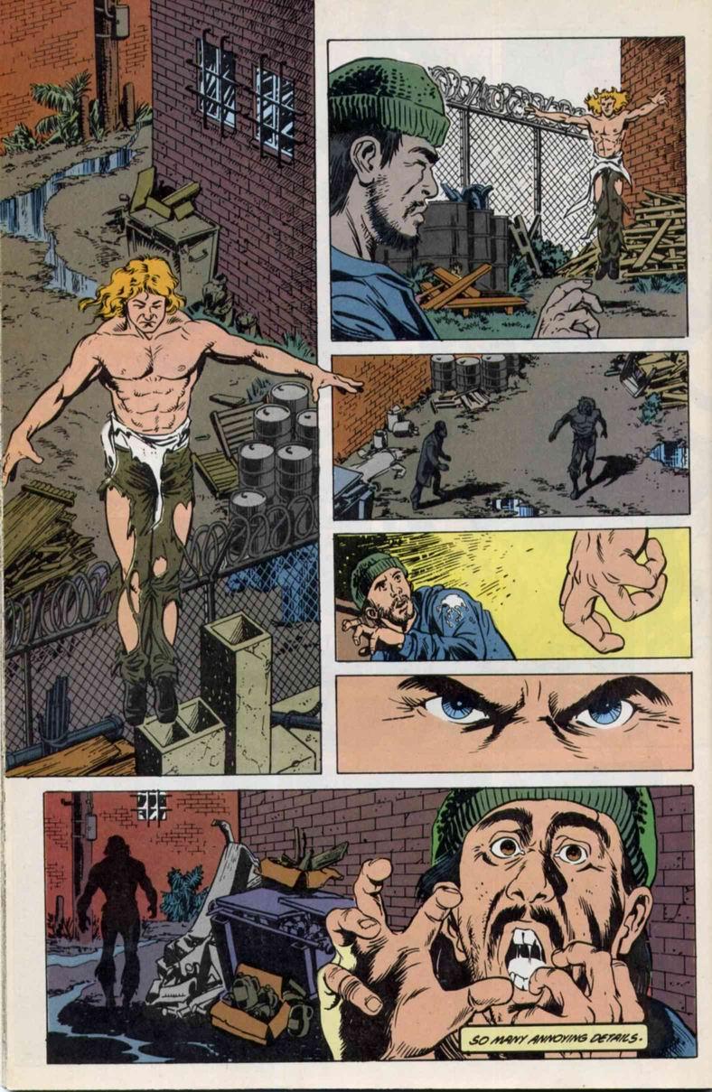Read online Doctor Zero comic -  Issue #8 - 30