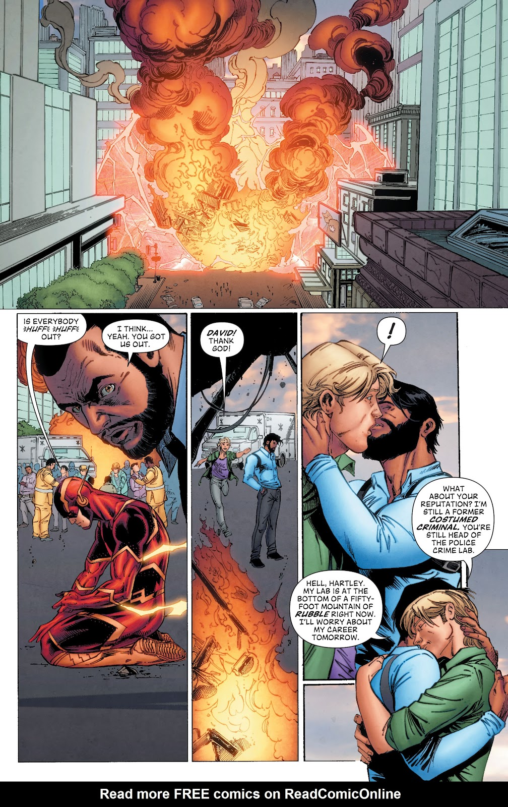 Read online The Flash (2011) comic -  Issue # _TPB 8 (Part 2) - 56