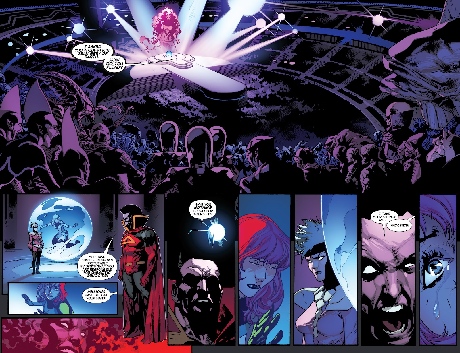 Guardians of the Galaxy/All-New X-Men: The Trial of Jean Grey issue TPB - Page 82