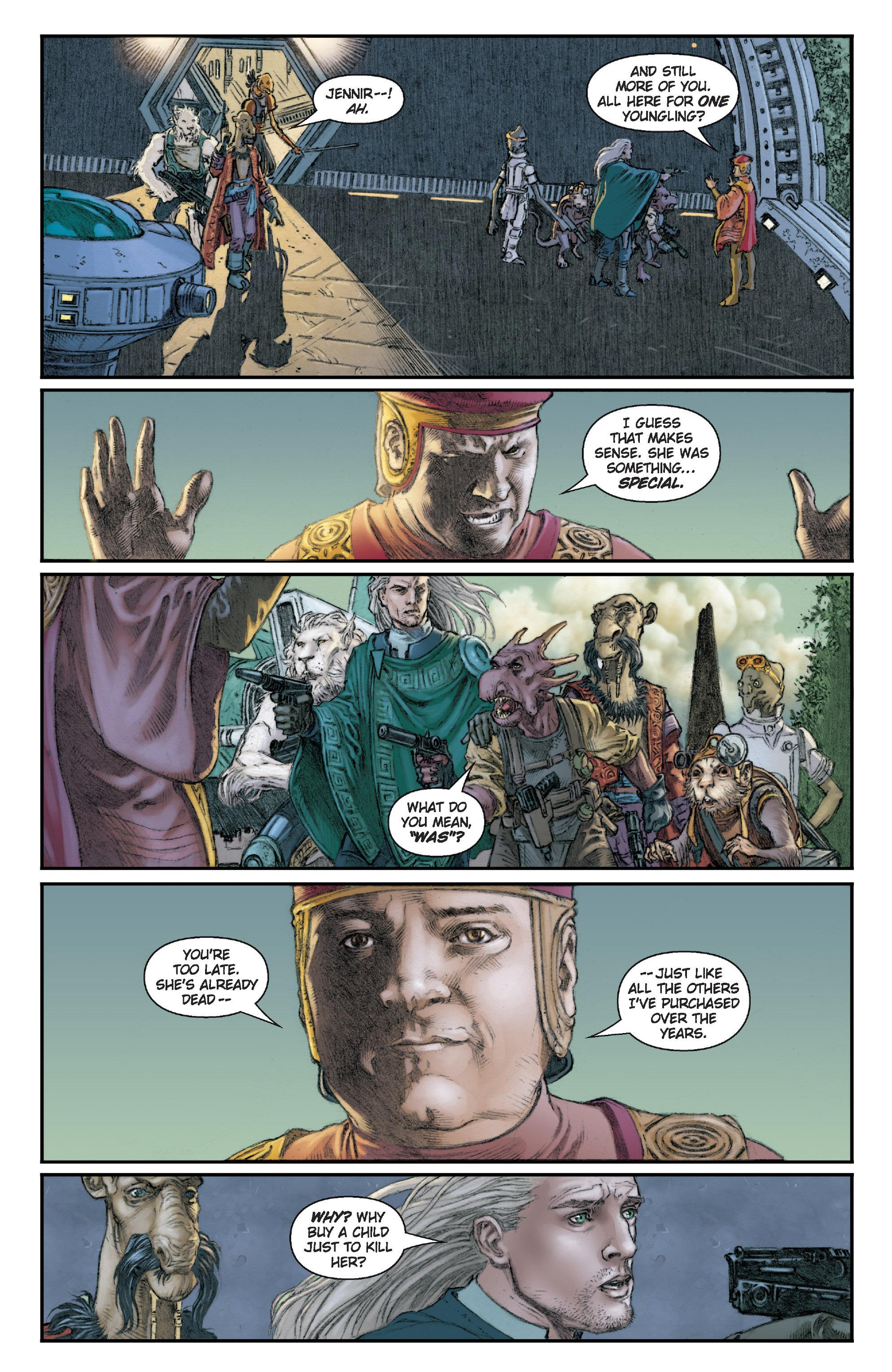 Read online Star Wars Omnibus comic -  Issue # Vol. 31 - 159