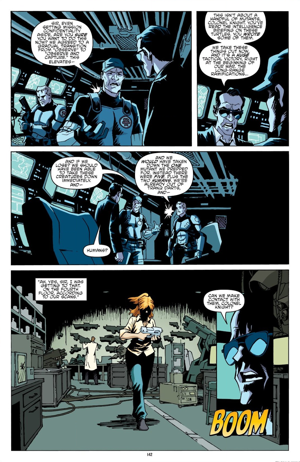 Read online Teenage Mutant Ninja Turtles: The IDW Collection comic -  Issue # TPB 8 (Part 2) - 41