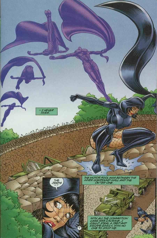 Read online Ultraverse Premiere comic -  Issue #6 - 19