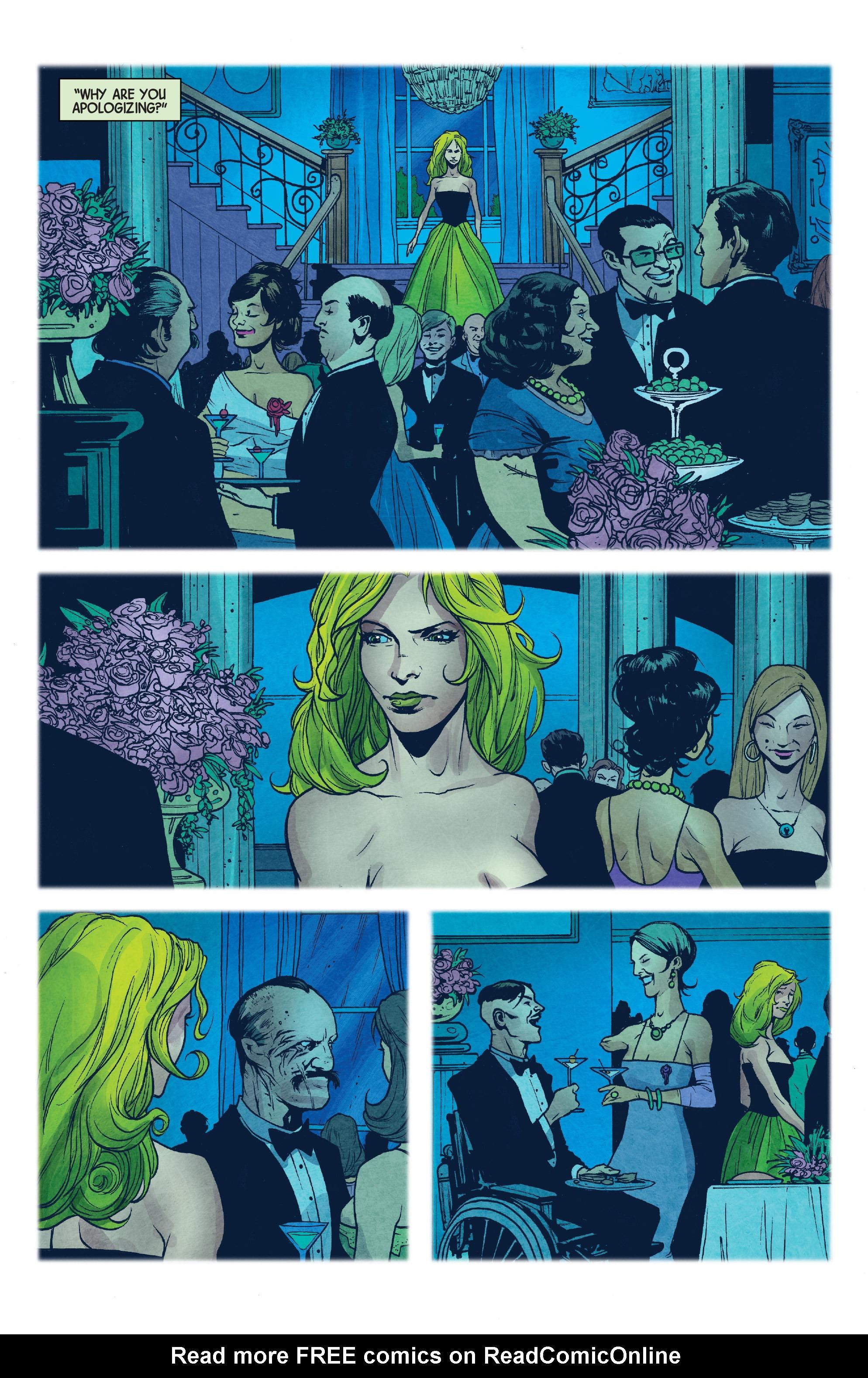 Read online Secret Wars: Last Days of the Marvel Universe comic -  Issue # TPB (Part 1) - 188