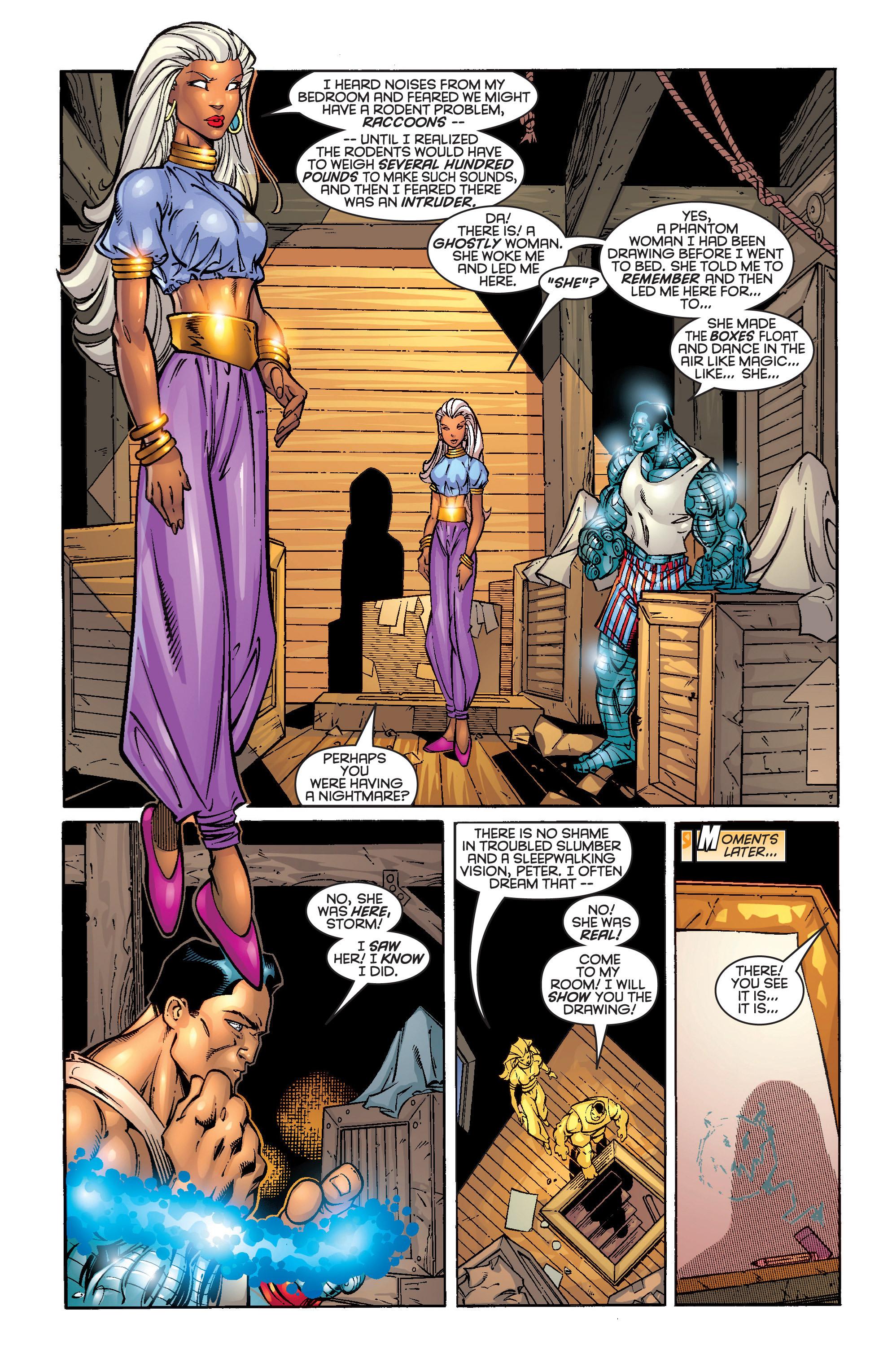Read online Uncanny X-Men (1963) comic -  Issue #365 - 4