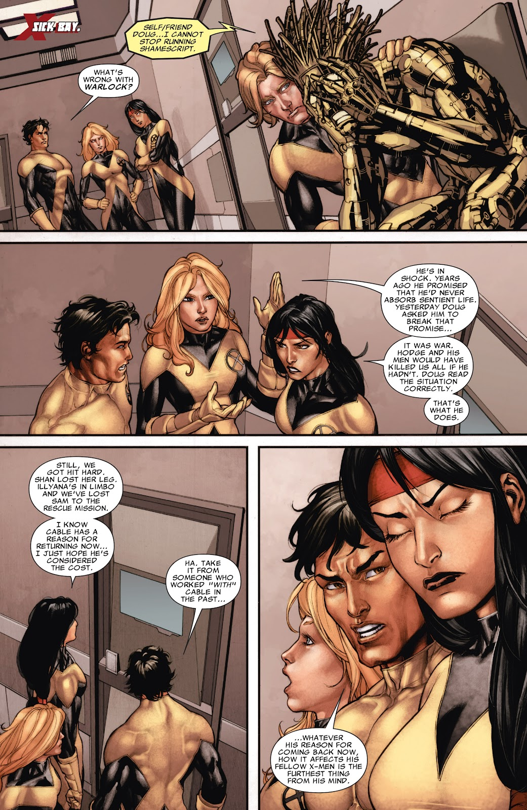 Read online X-Men: Second Coming comic -  Issue # _TPB (Part 2) - 66