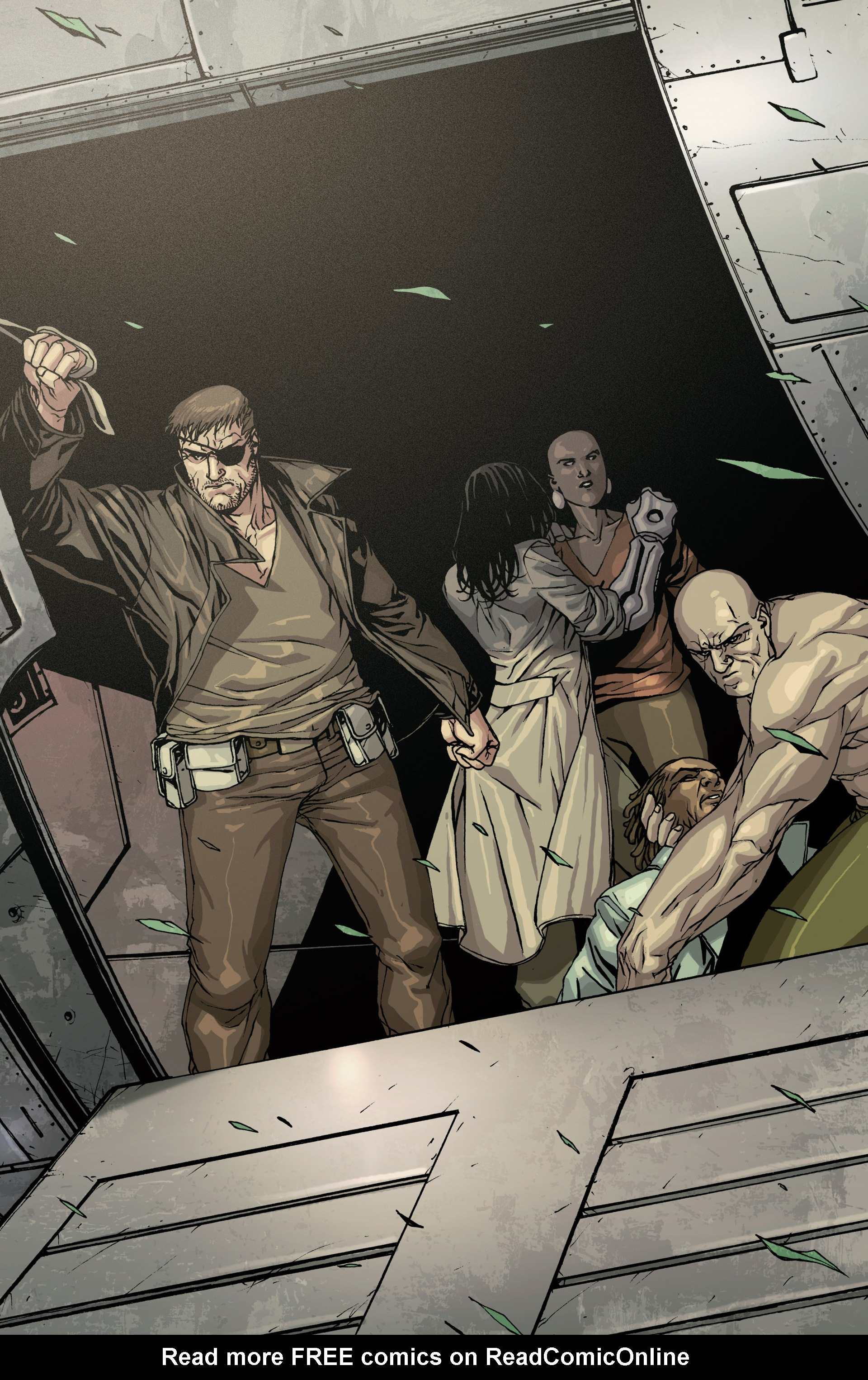 Read online Secret Warriors comic -  Issue #22 - 19