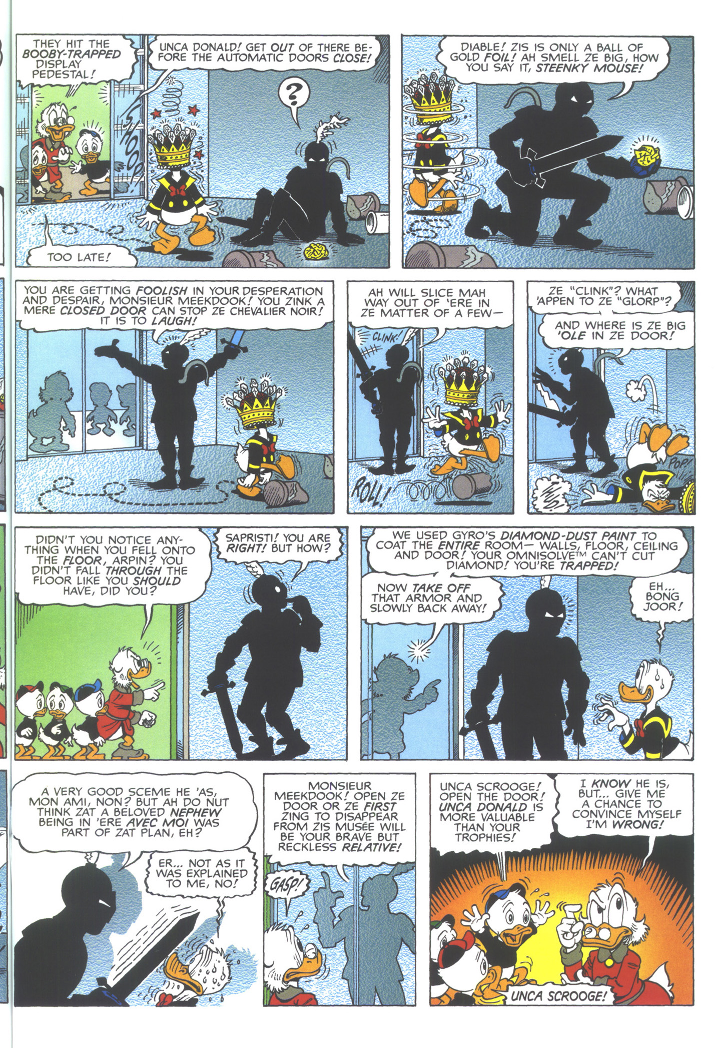 Read online Uncle Scrooge (1953) comic -  Issue #354 - 61