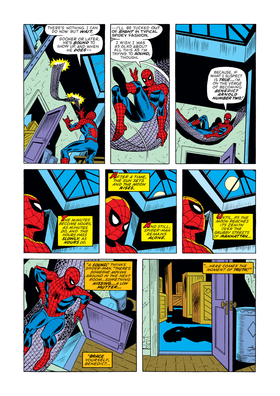 The Amazing Spider-Man (1963) 136 Page 10