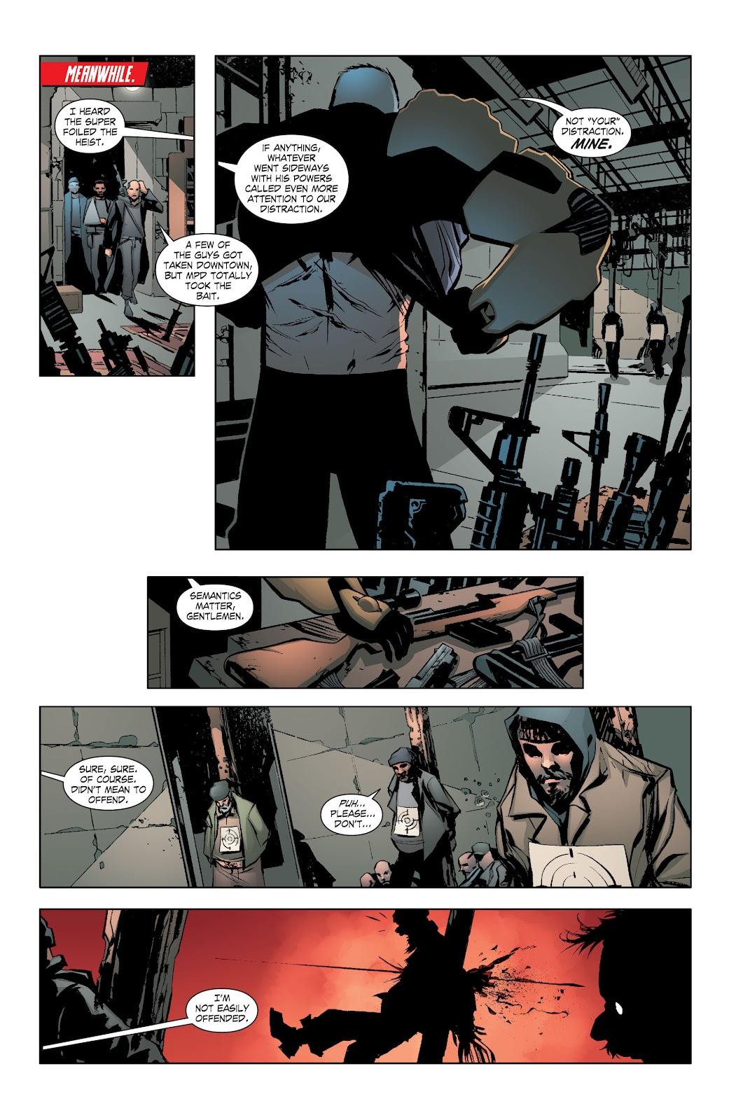 Read online Smallville Season 11 [II] comic -  Issue # TPB 7 - 28
