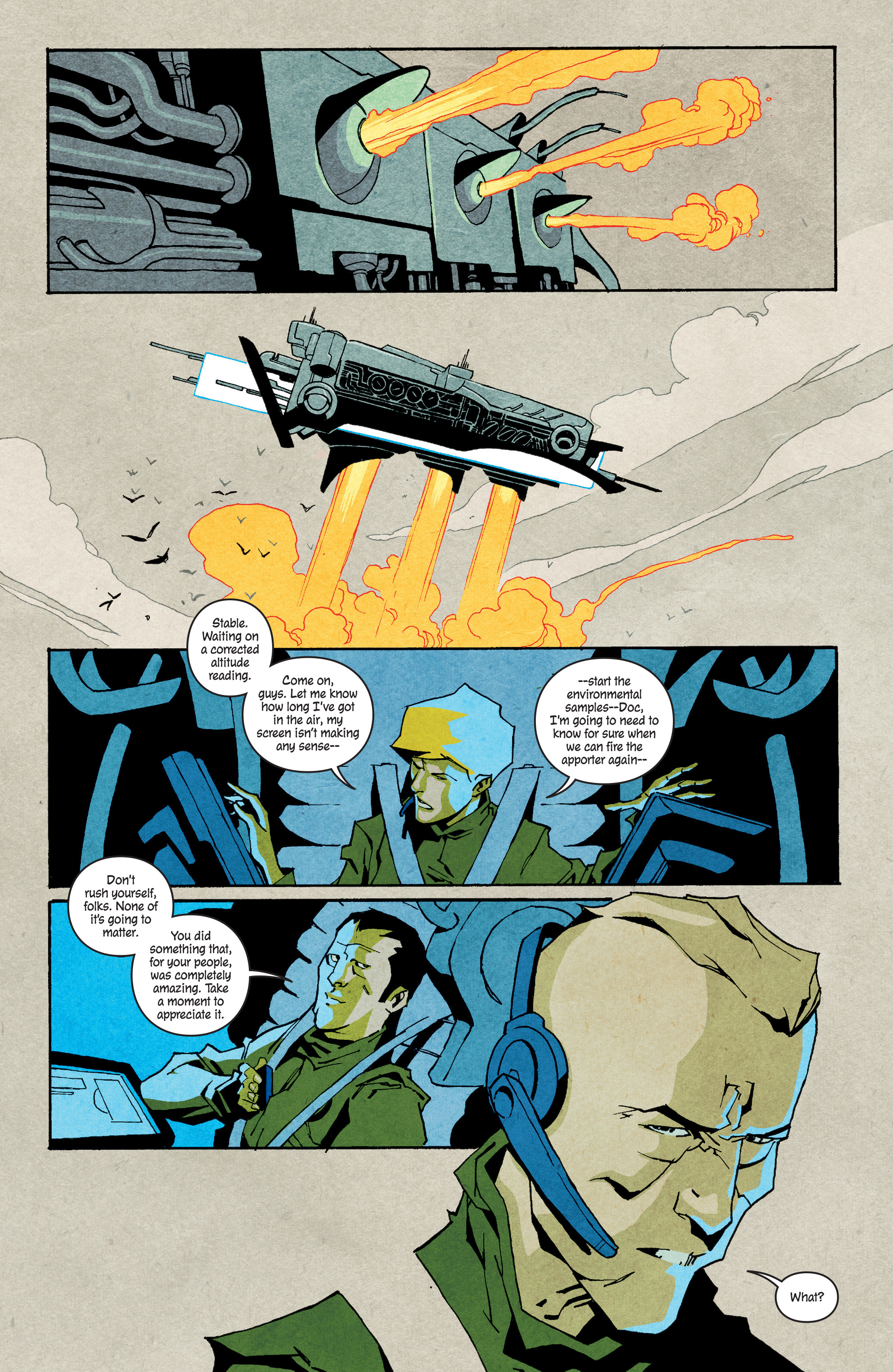 Read online Shipwreck comic -  Issue #4 - 22