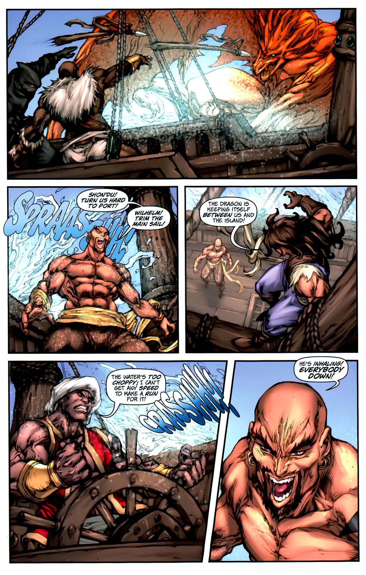 Read online 1001 Arabian Nights: The Adventures of Sinbad comic -  Issue #2 - 22