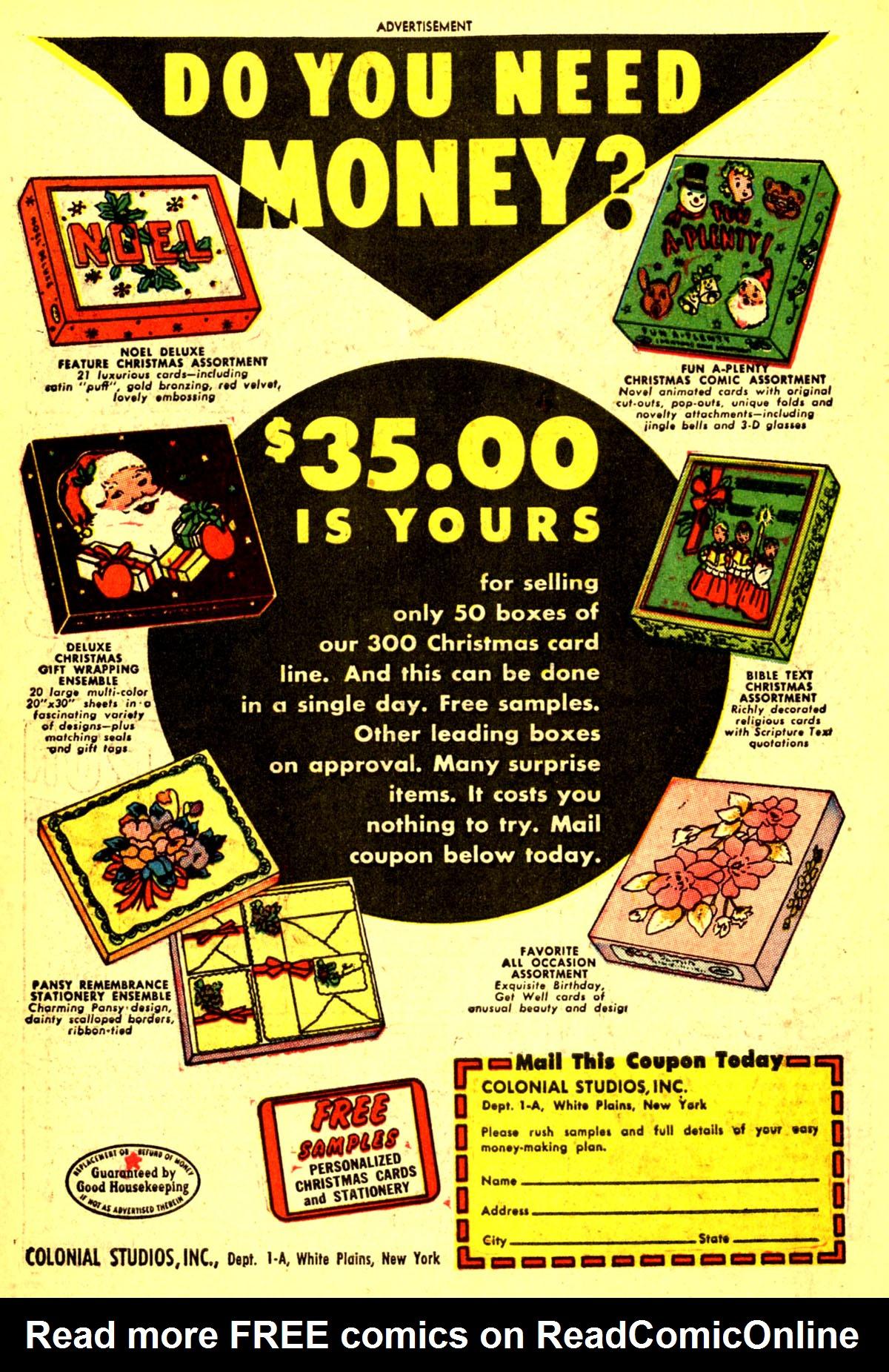 Read online Detective Comics (1937) comic -  Issue #211 - 42