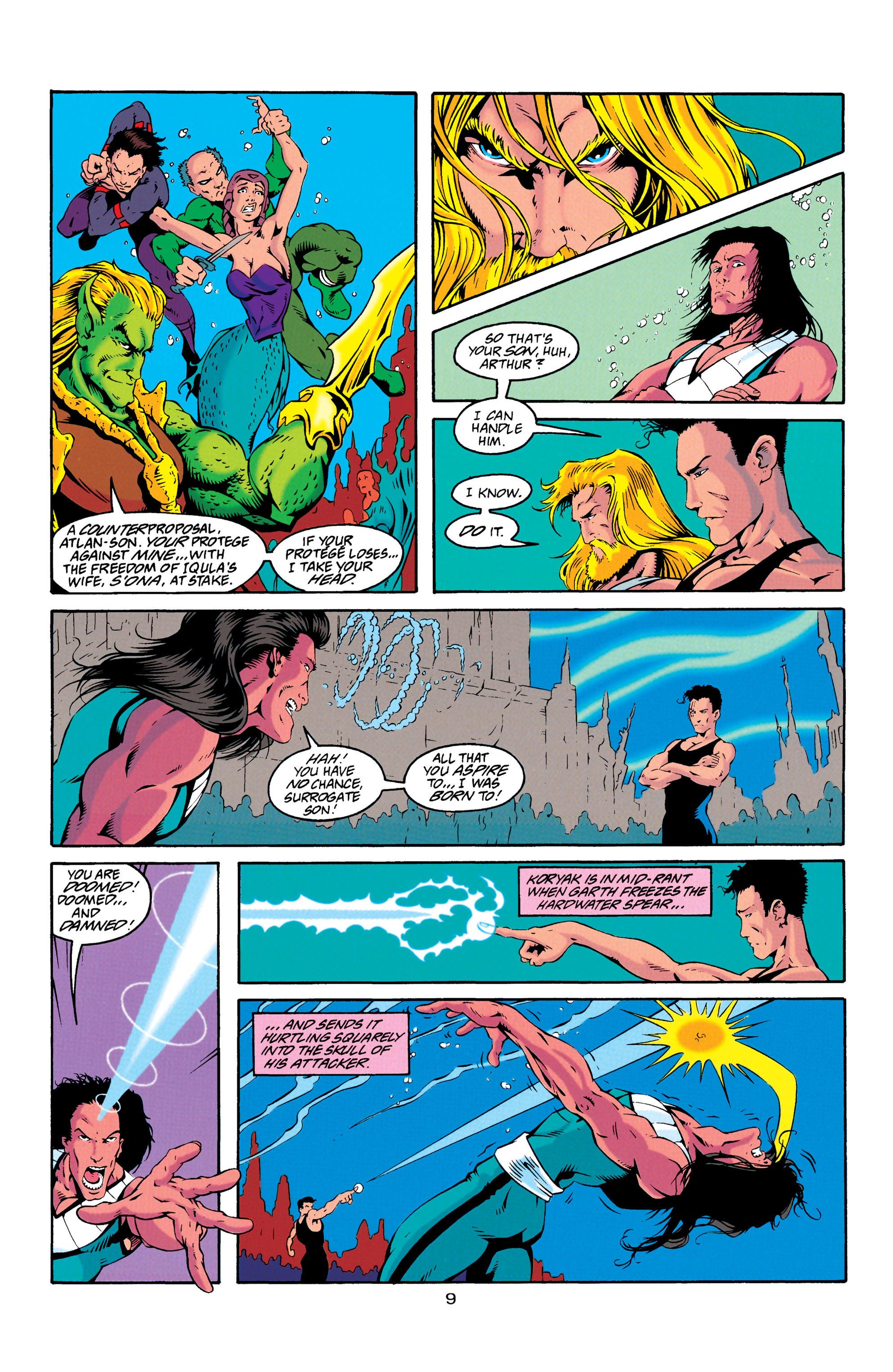 Read online Aquaman (1994) comic -  Issue #23 - 9