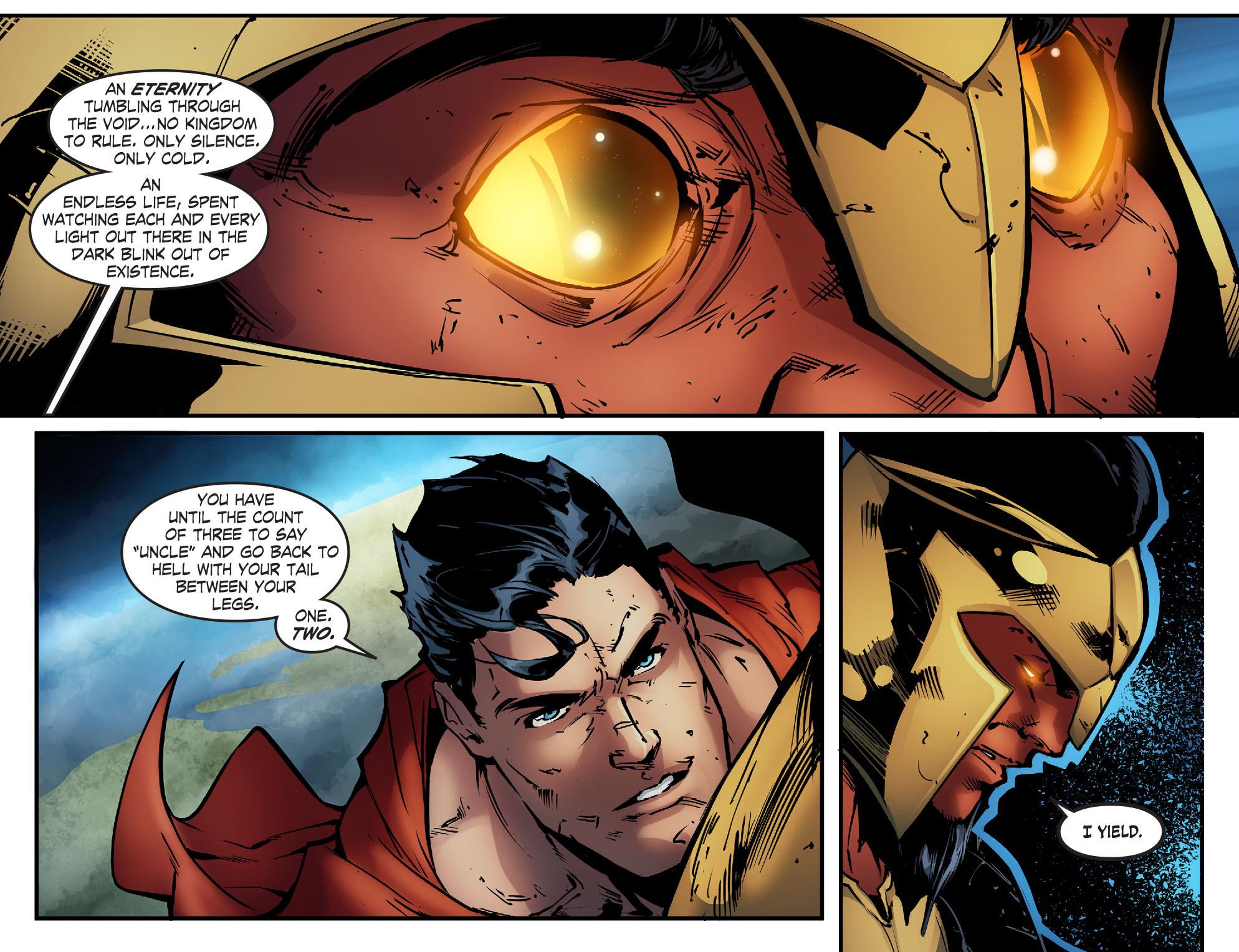 Read online Smallville: Season 11 comic -  Issue #68 - 16