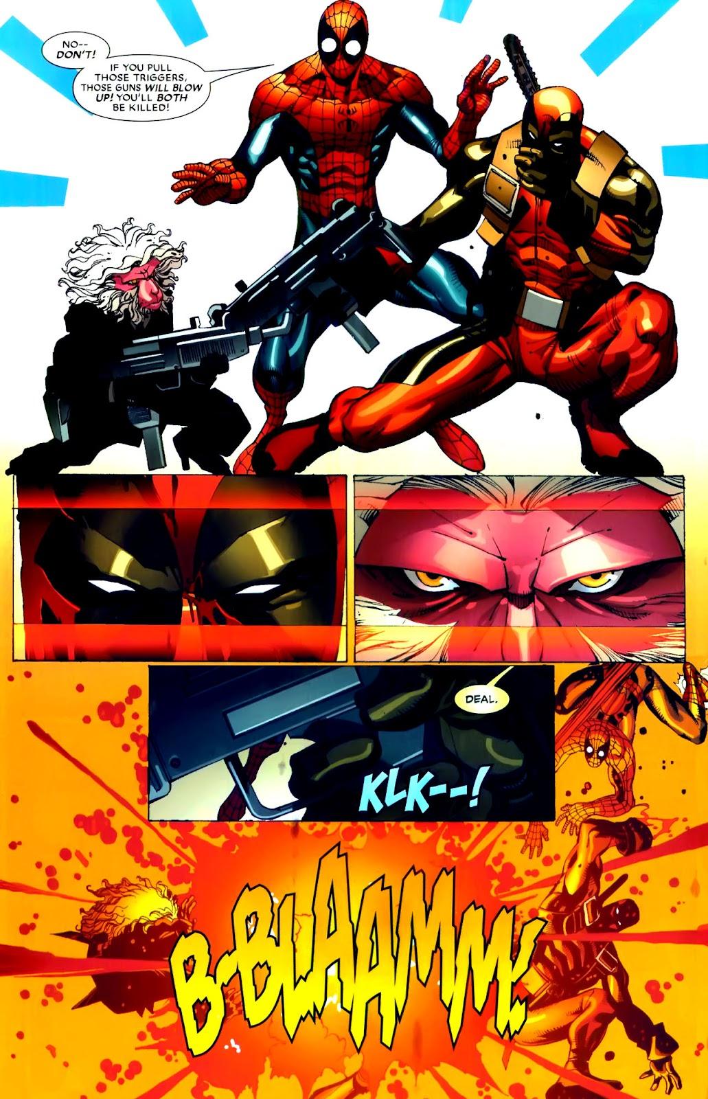 Read online Deadpool (2008) comic -  Issue #21 - 21