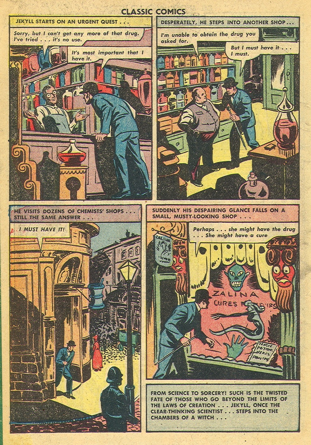 Classics Illustrated issue 13 - Page 34