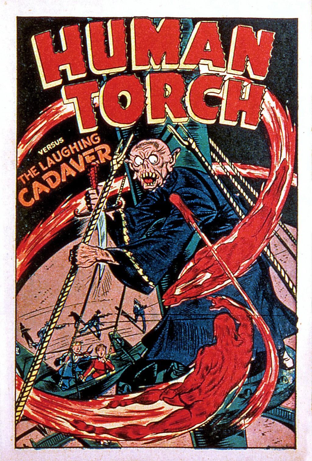 Read online Mystic Comics (1944) comic -  Issue #2 - 19