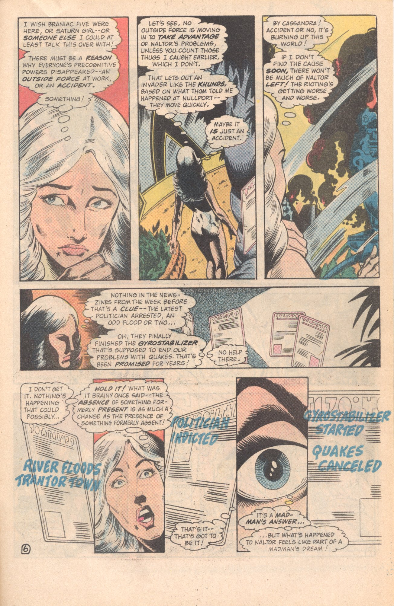 Legion of Super-Heroes (1980) 285 Page 25