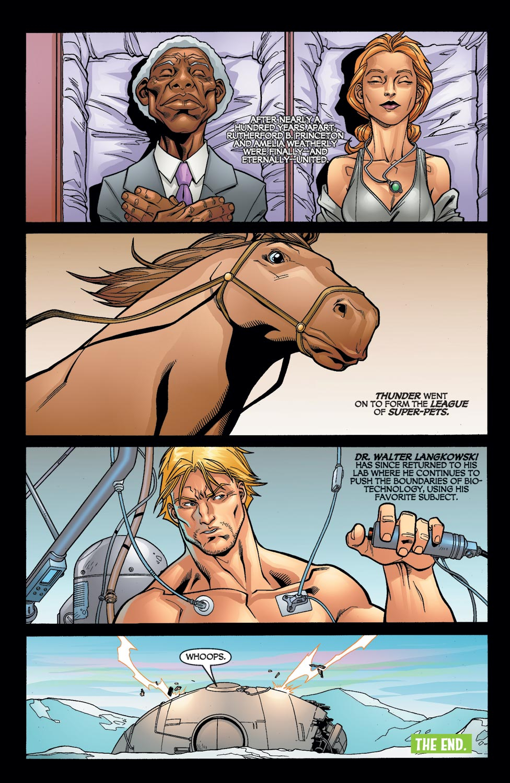 Read online Alpha Flight (2004) comic -  Issue #12 - 23
