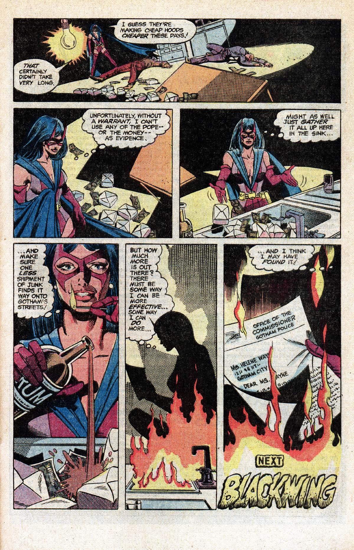 Read online Wonder Woman (1942) comic -  Issue #296 - 27