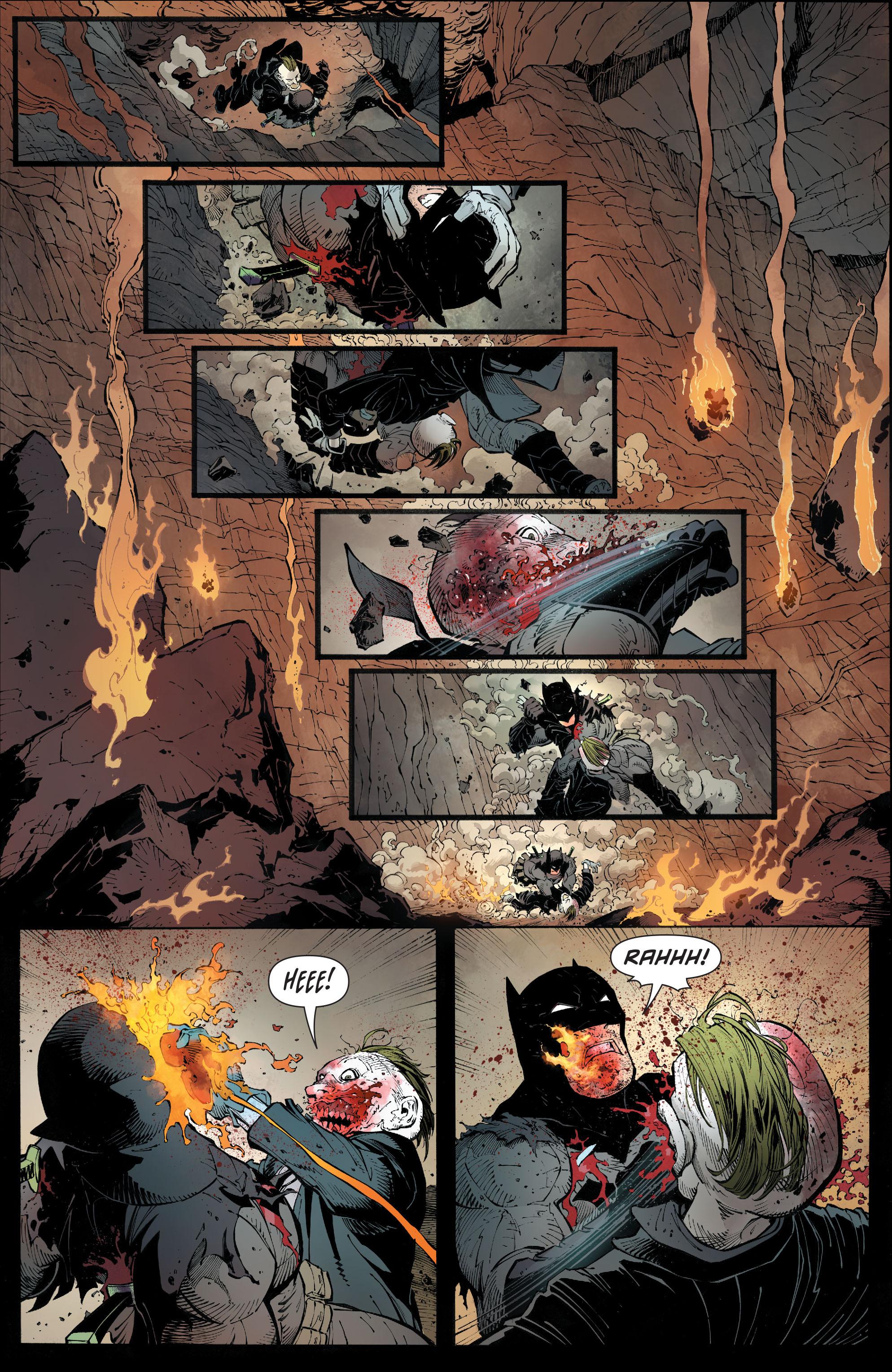 Read online Batman (2011) comic -  Issue # _TPB 7 - 137