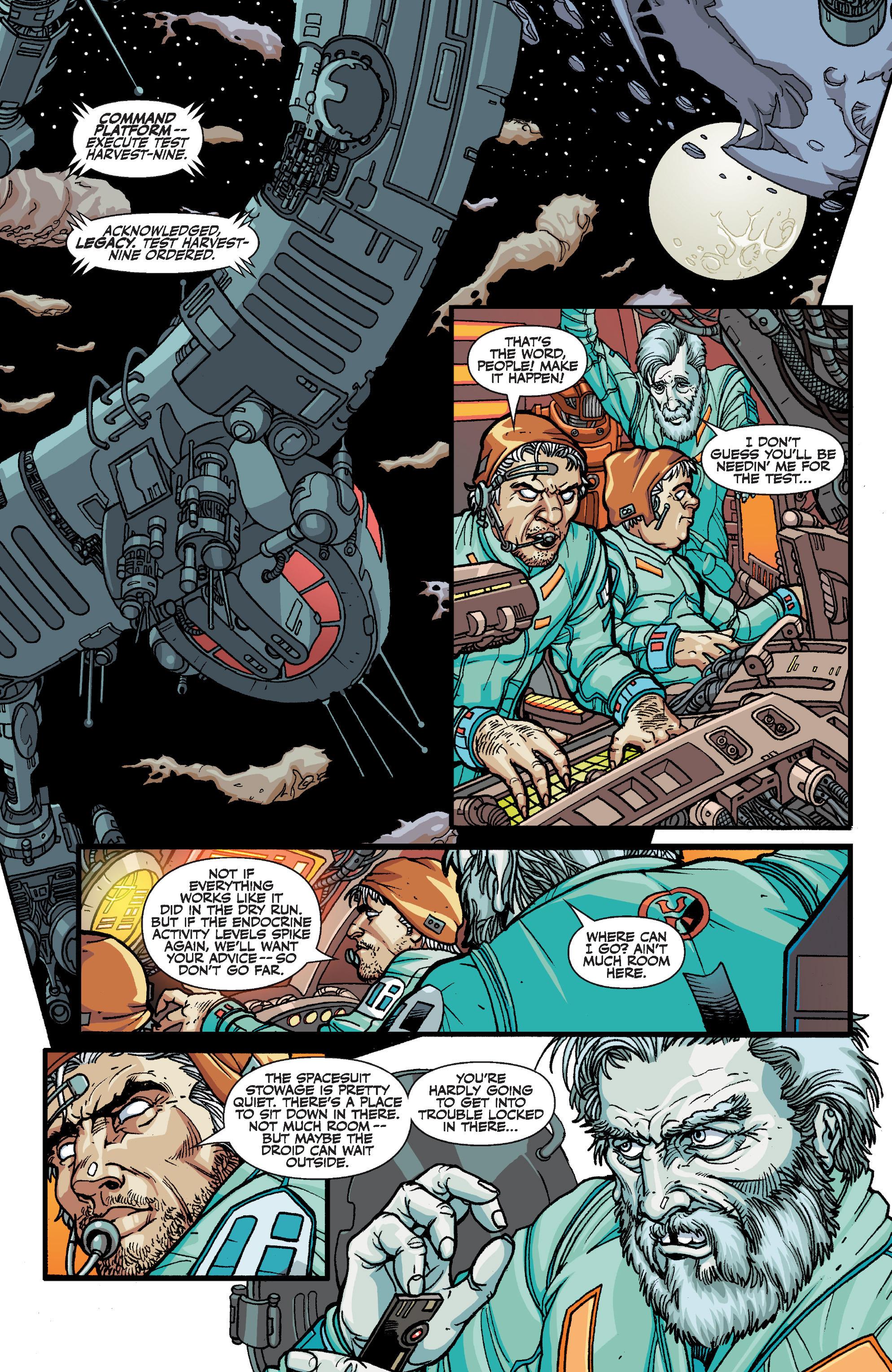 Read online Star Wars Omnibus comic -  Issue # Vol. 32 - 32