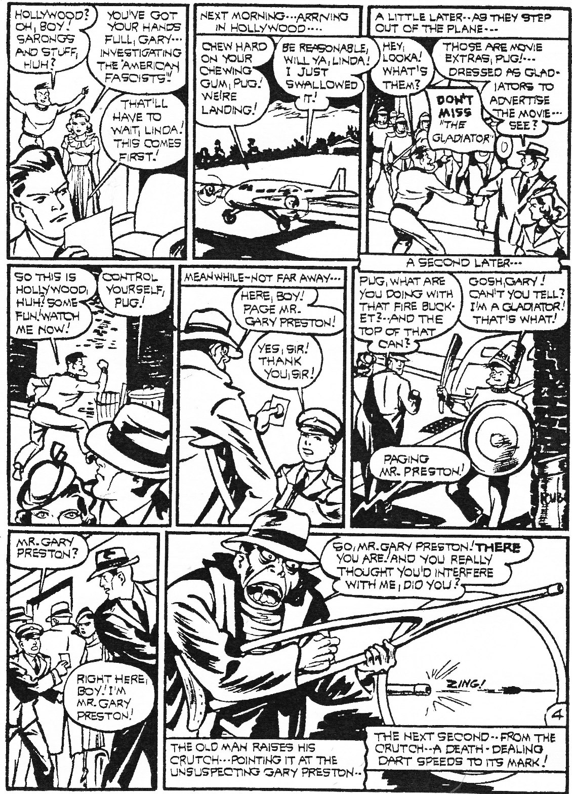 Read online Men of Mystery Comics comic -  Issue #74 - 26