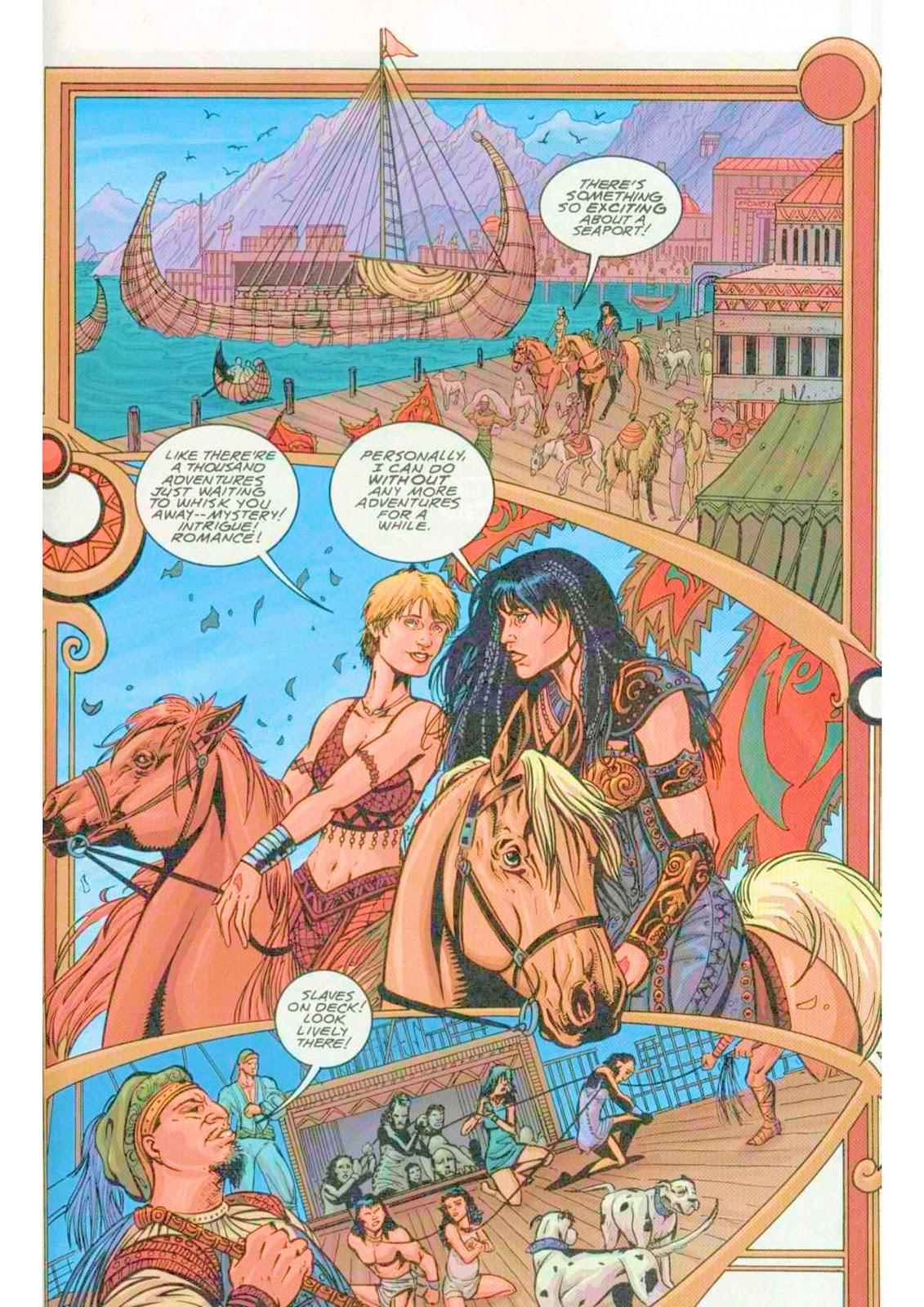 Xena: Warrior Princess (1999) Issue #4 #4 - English 5