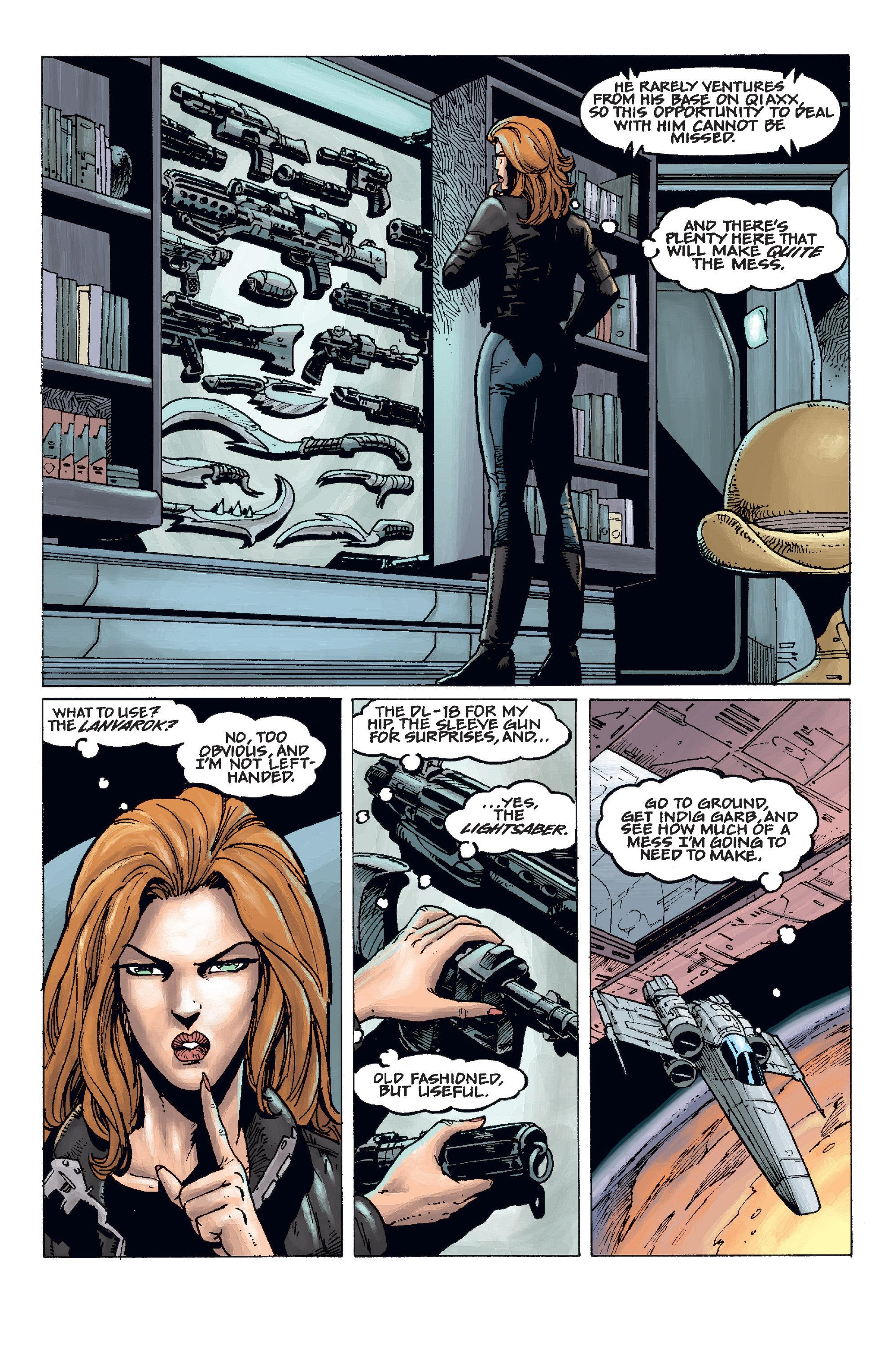 Read online Star Wars Omnibus comic -  Issue # Vol. 11 - 167