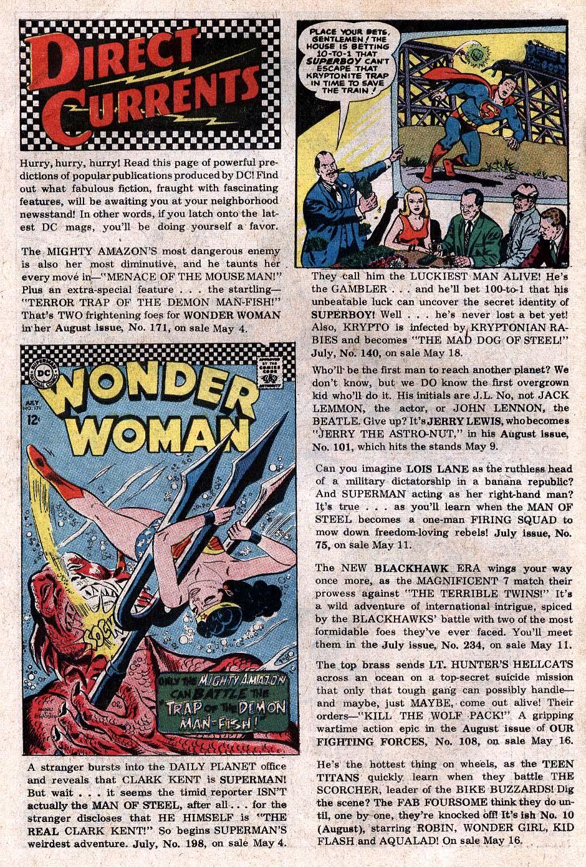 Read online Aquaman (1962) comic -  Issue #34 - 34