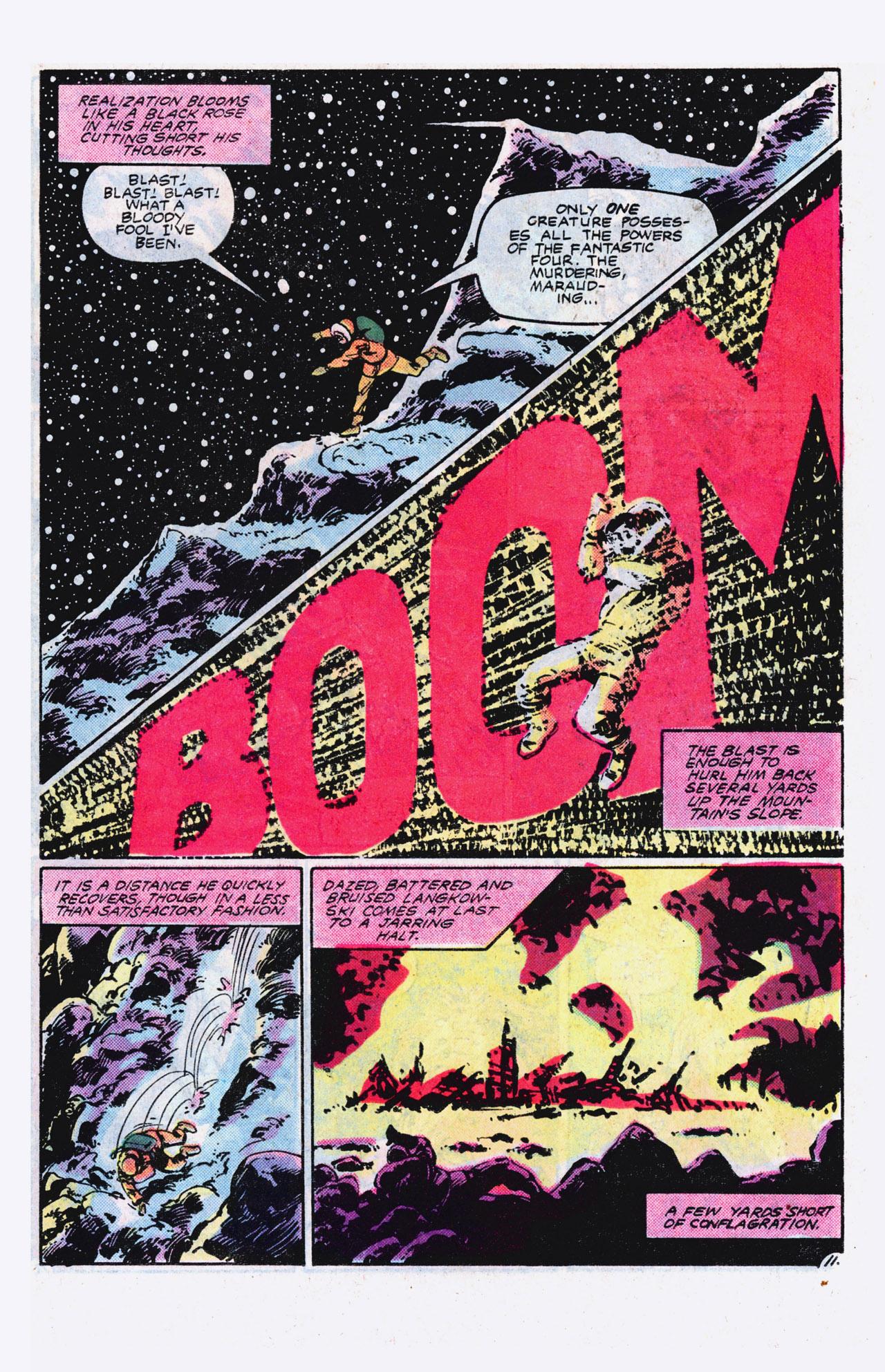Read online Alpha Flight (1983) comic -  Issue #9 - 12