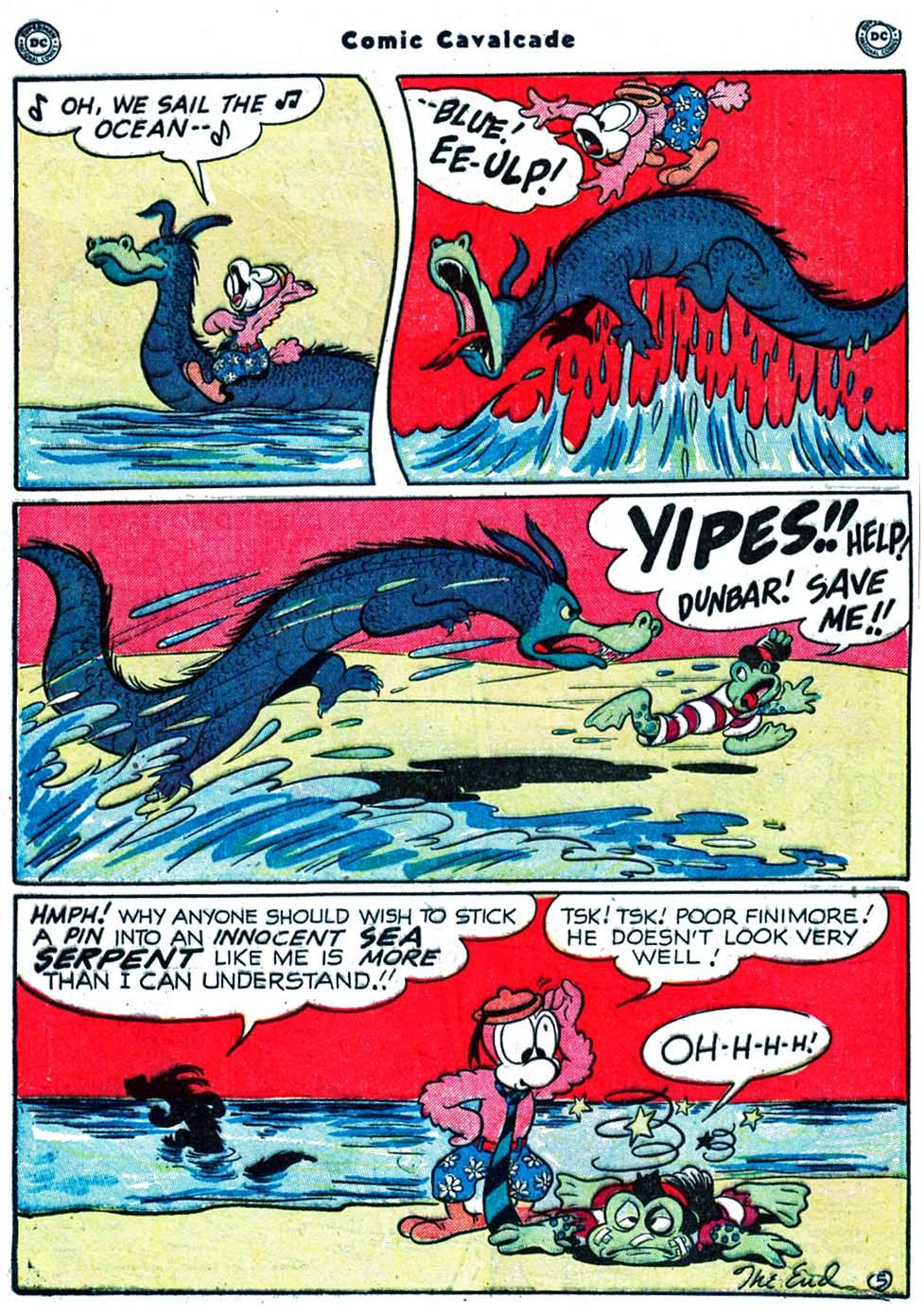 Comic Cavalcade issue 39 - Page 40