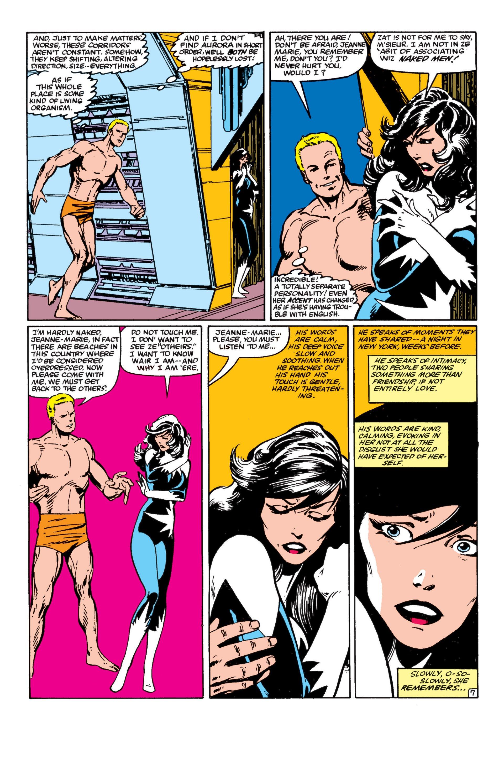 Read online Alpha Flight (1983) comic -  Issue #4 - 8