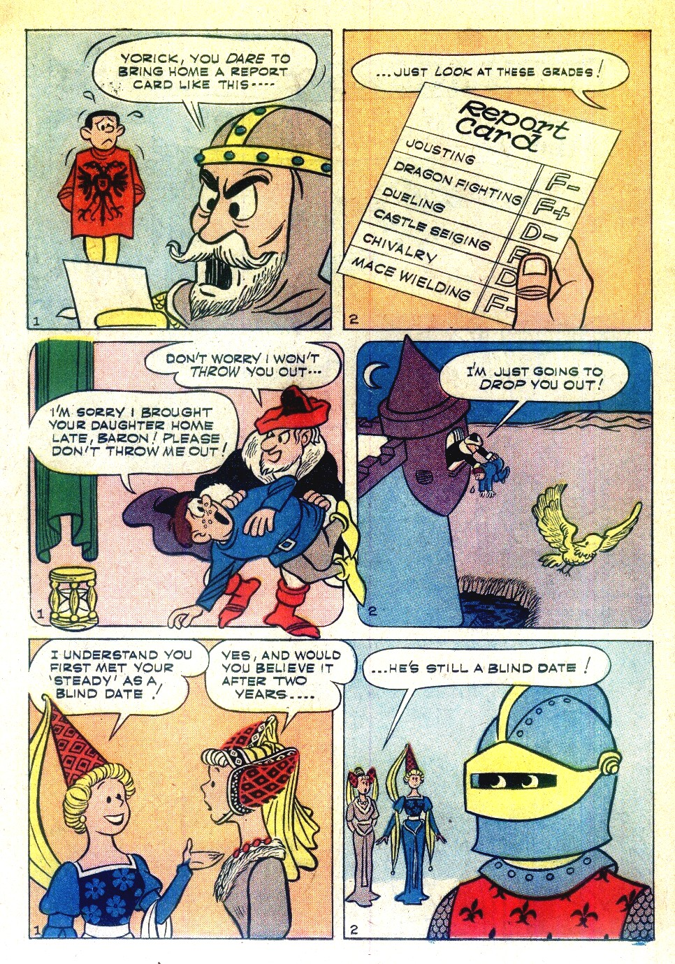 Archie's Madhouse issue 12 - Page 6