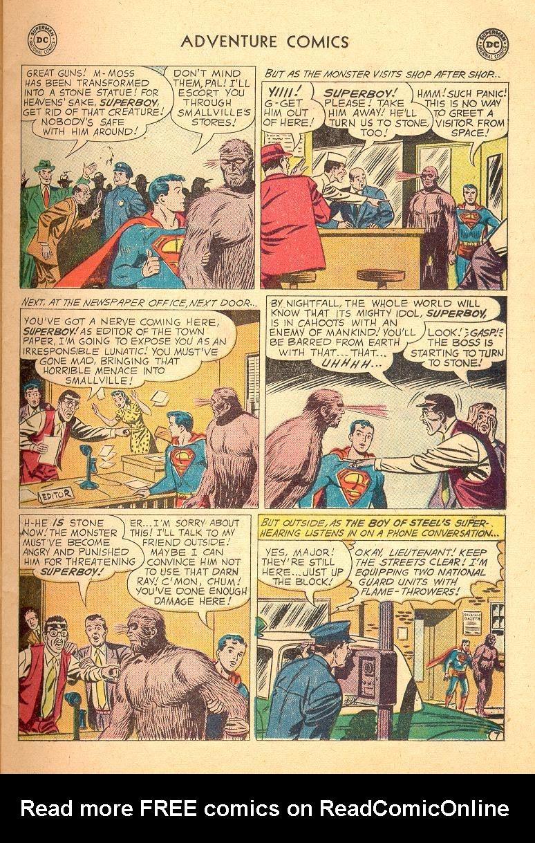 Read online Adventure Comics (1938) comic -  Issue #274 - 9
