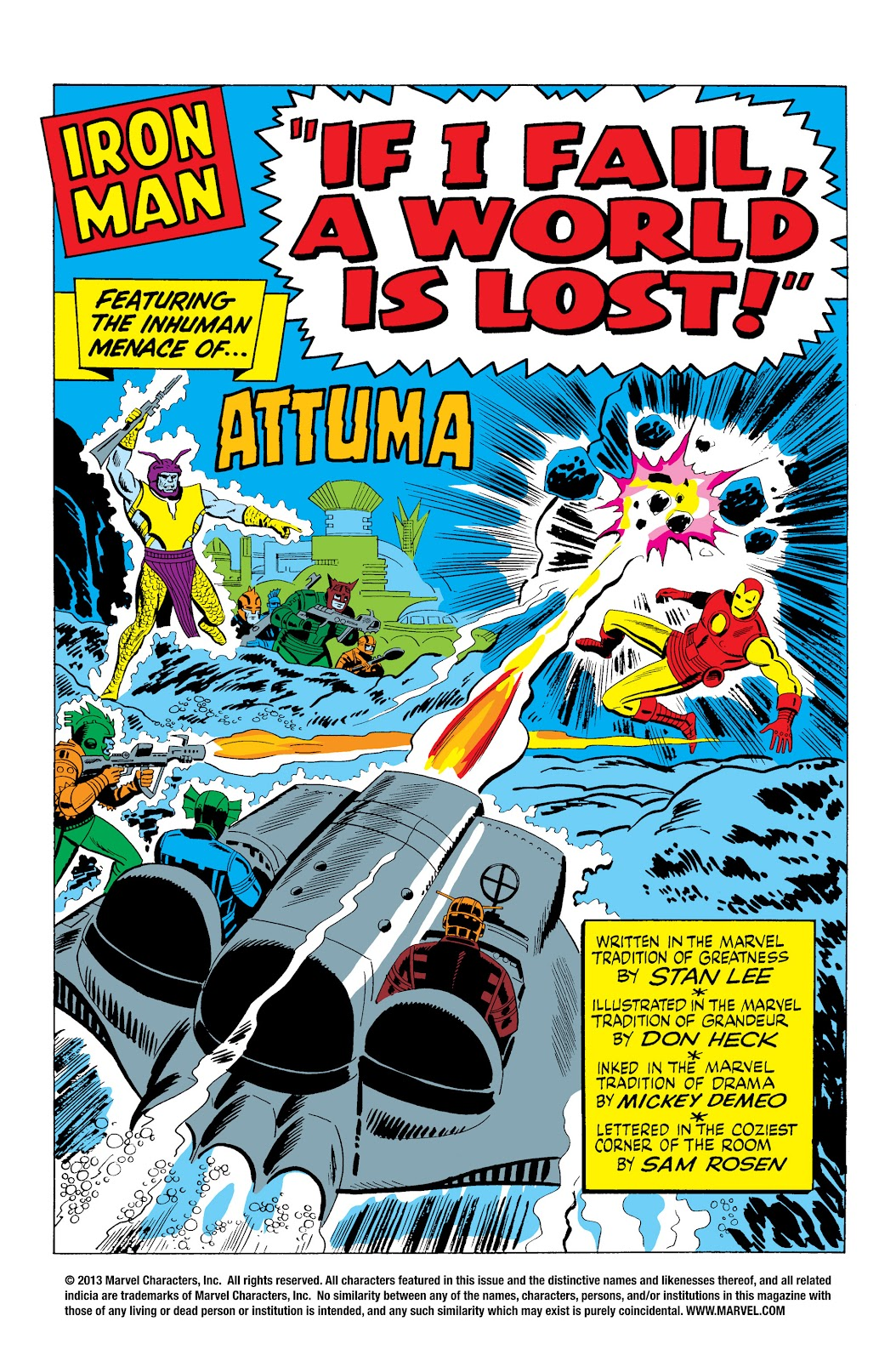 Tales of Suspense (1959) issue 66 - Page 2