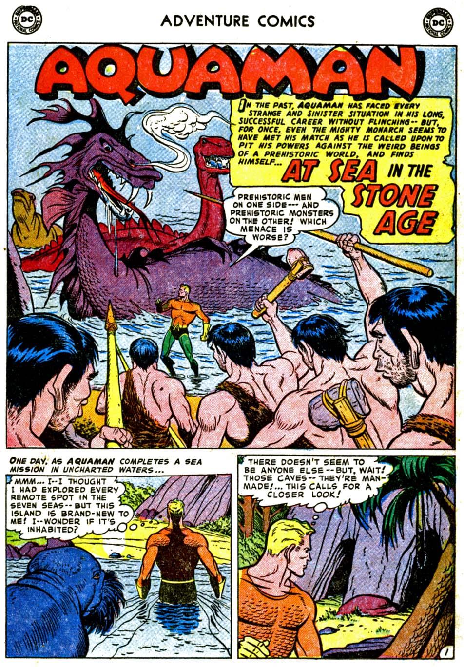 Read online Adventure Comics (1938) comic -  Issue #184 - 17