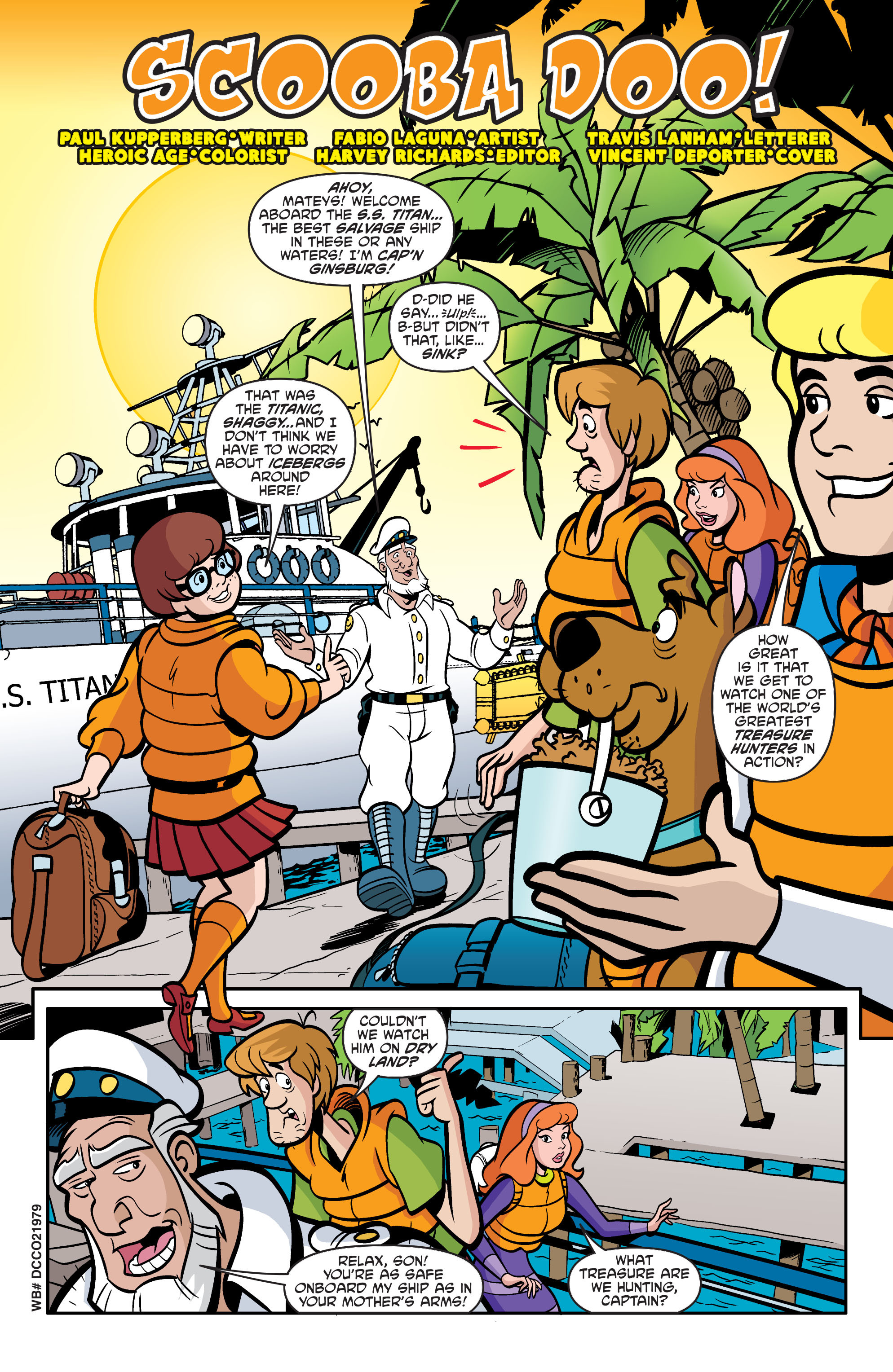 Read online Scooby-Doo: Where Are You? comic -  Issue #60 - 11