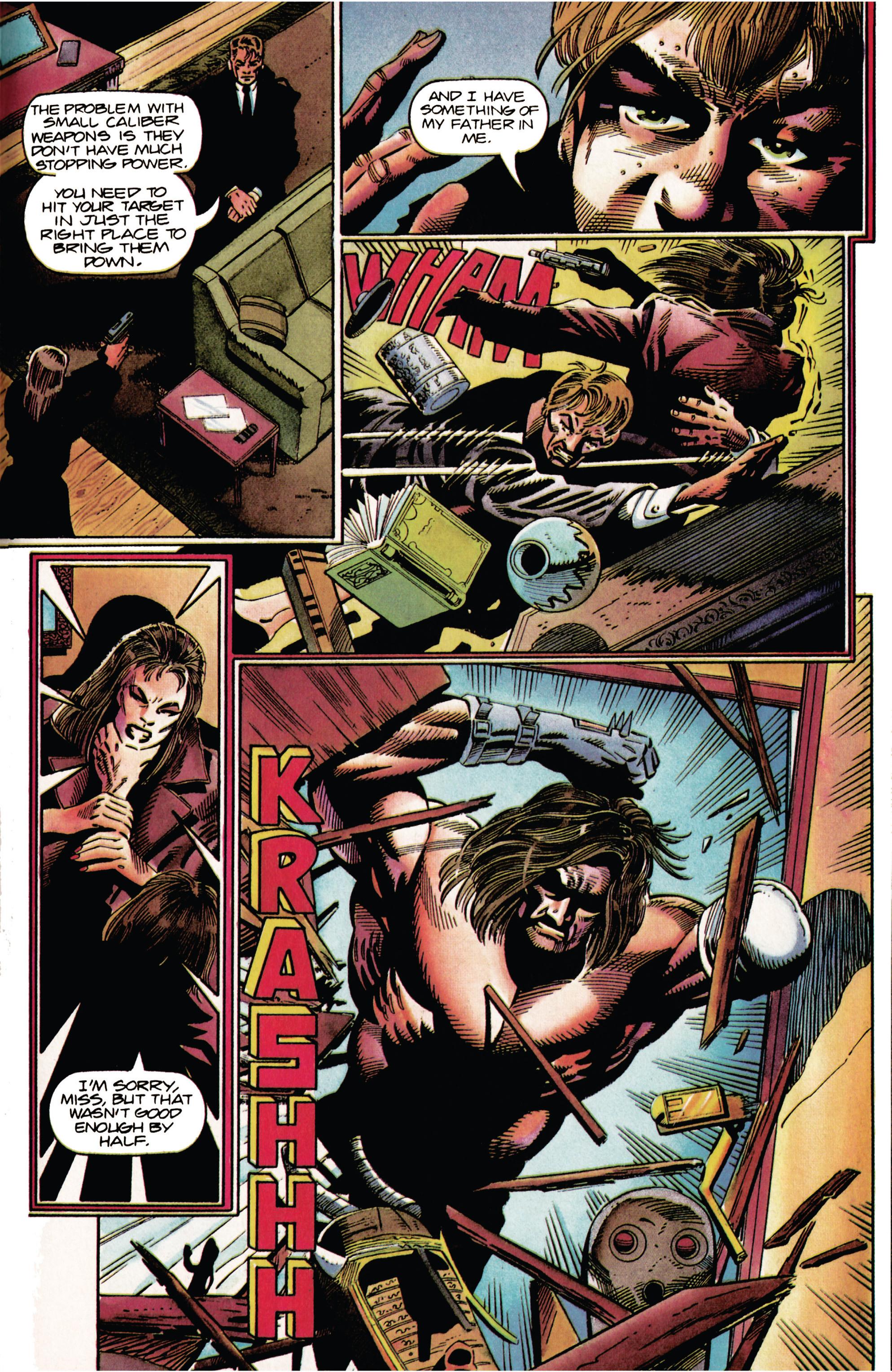 Read online Eternal Warrior (1992) comic -  Issue #35 - 18